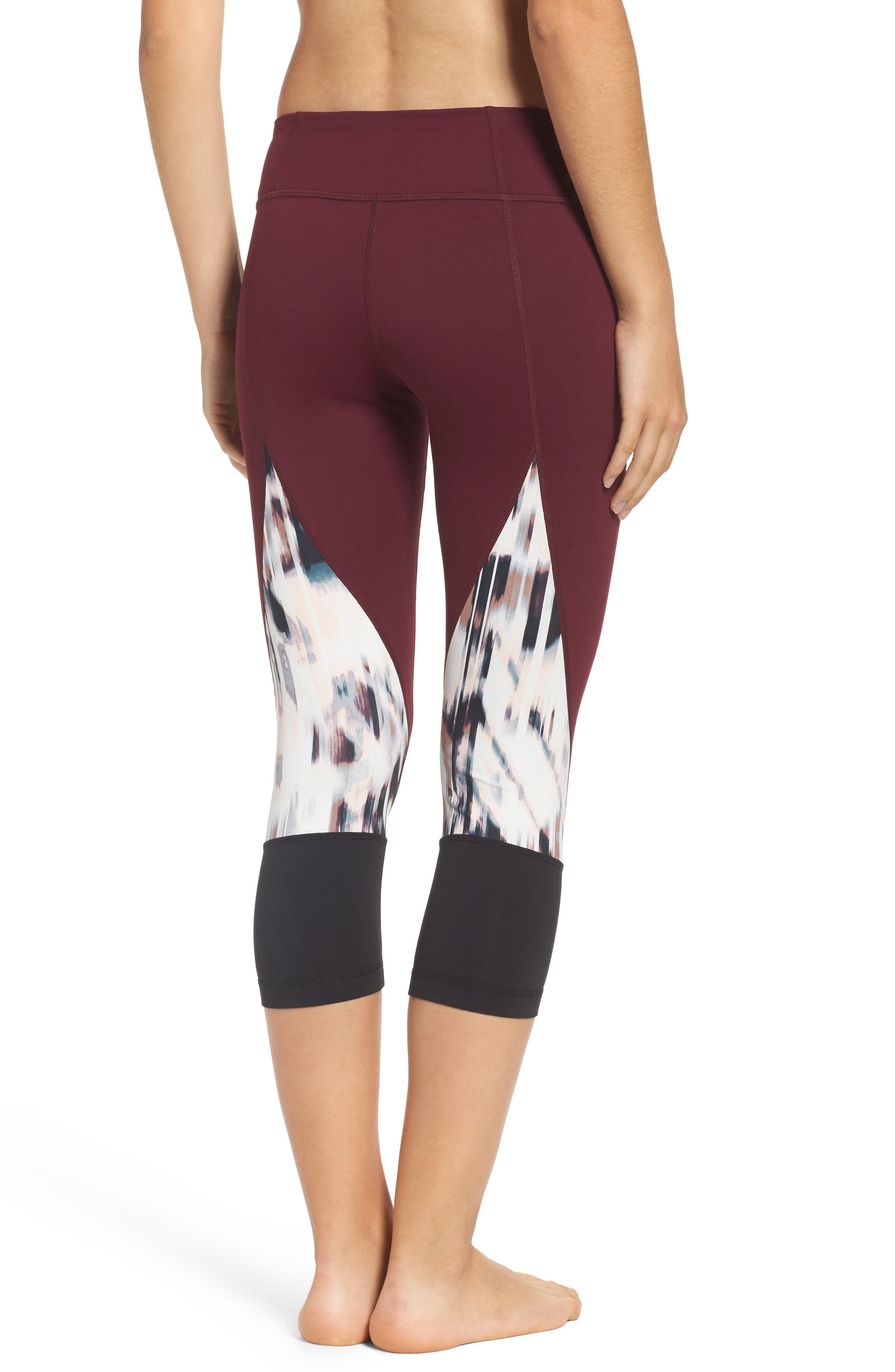 Zella Constellation Crop Leggings
