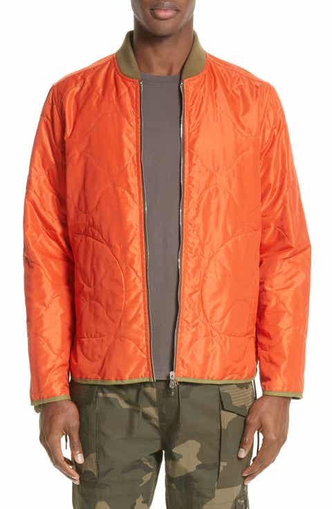 OVADIA   SONS Yardon Reversible Quilted Jacket