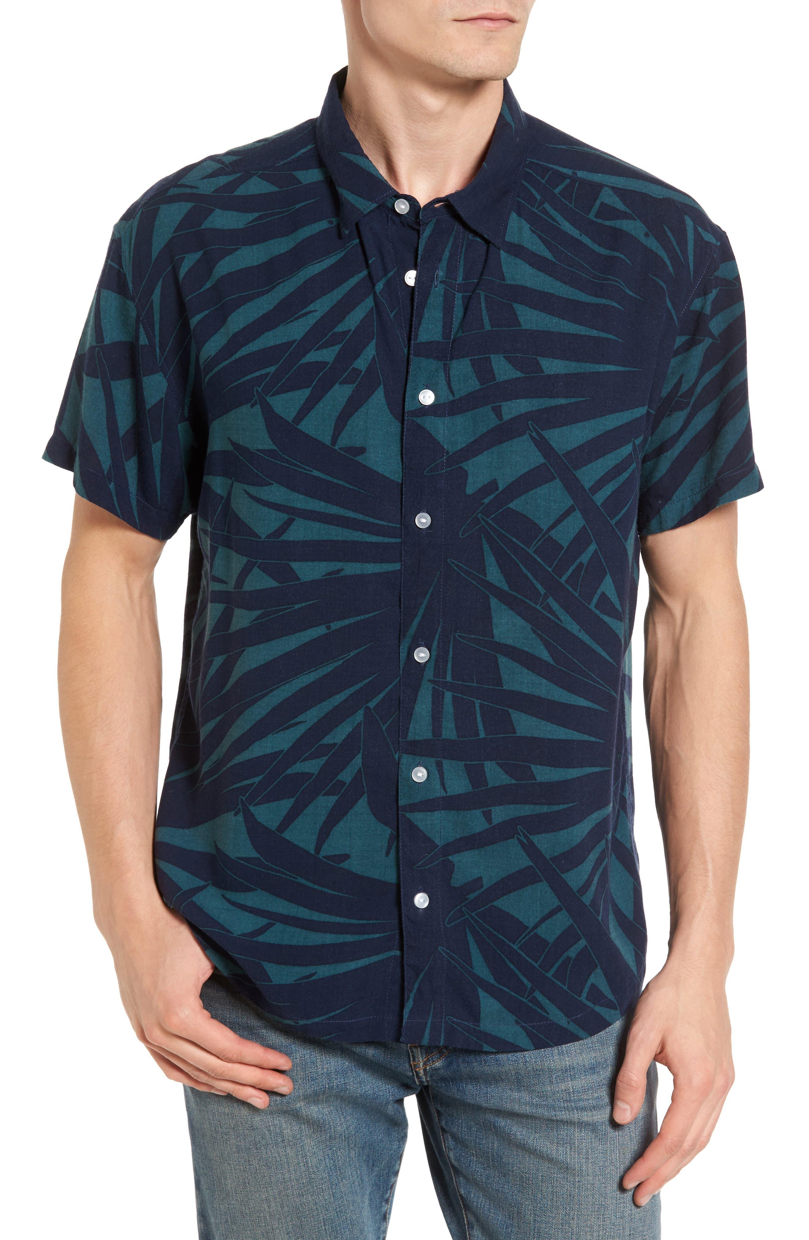 RVCA Dayoh Woven Shirt