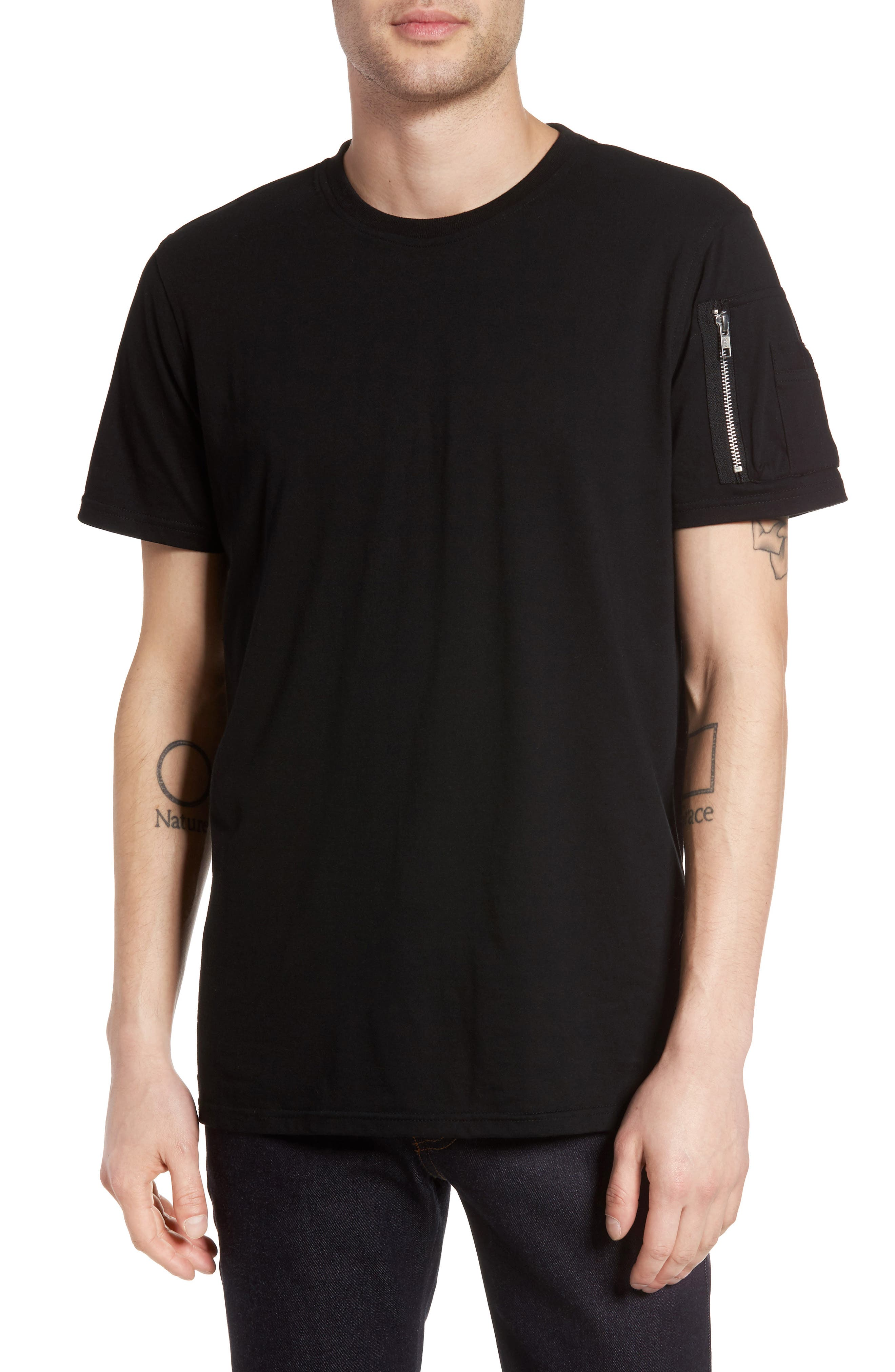 The Rail Zip Pocket T-Shirt