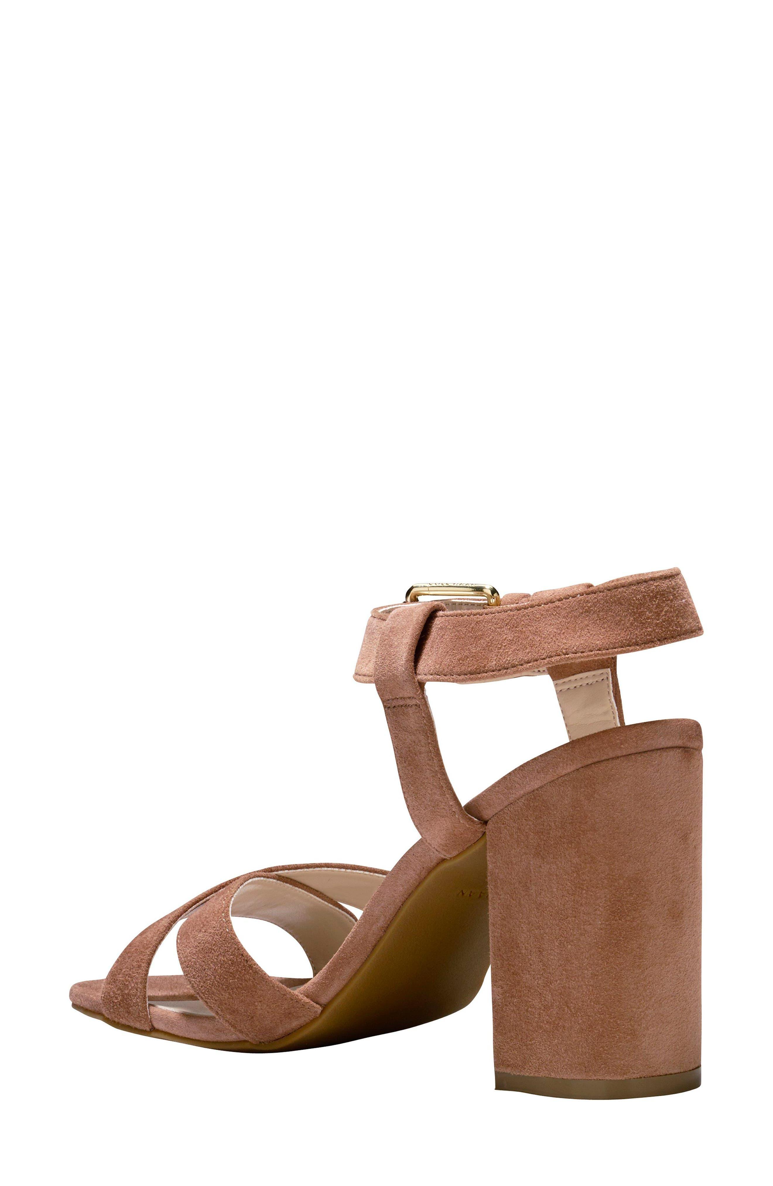 Alternate Image 2  - Cole Haan Kadi Ankle Strap Sandal (Women)