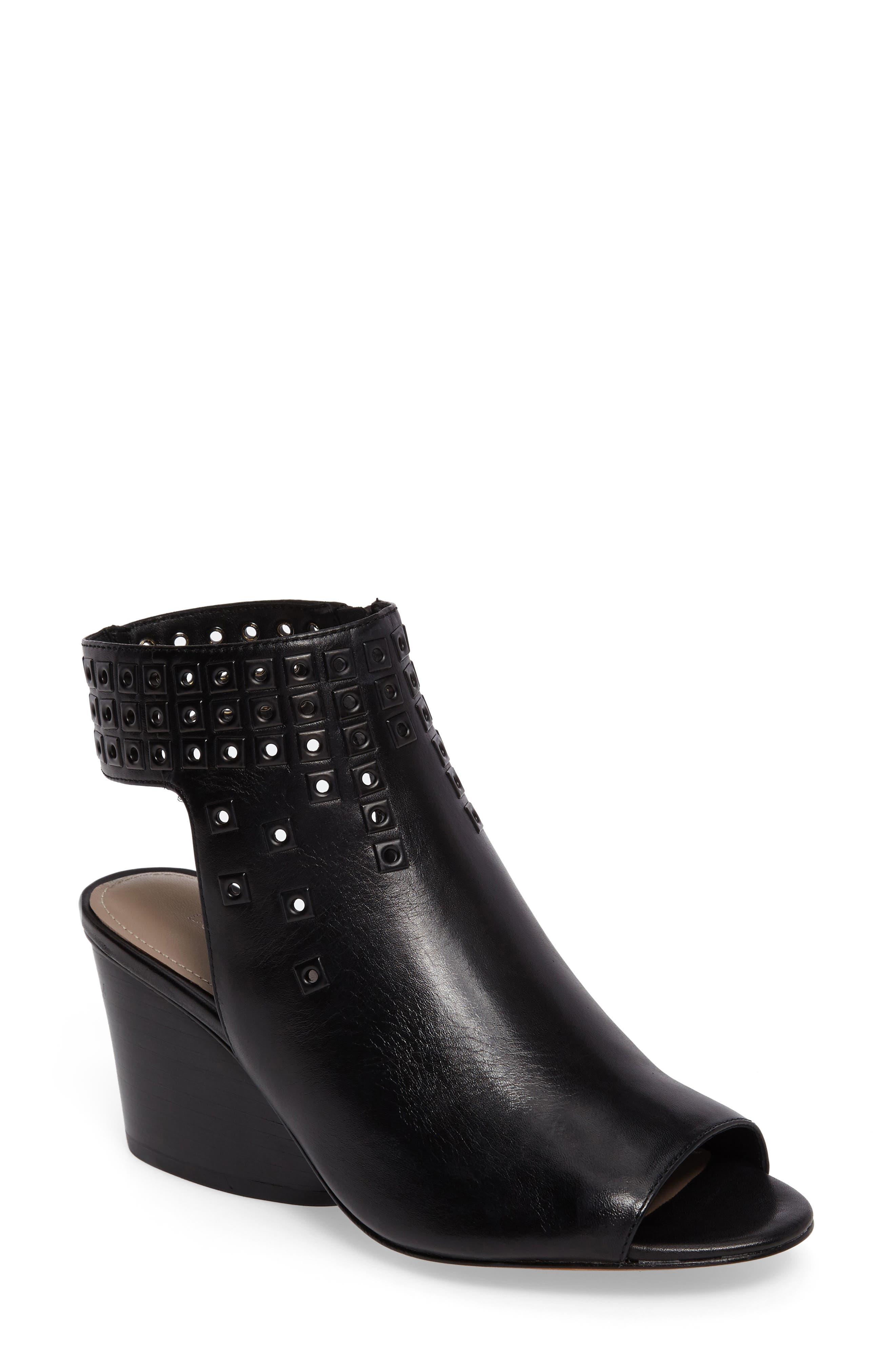 Donald J Pliner Jane Grommet Wedge Sandal