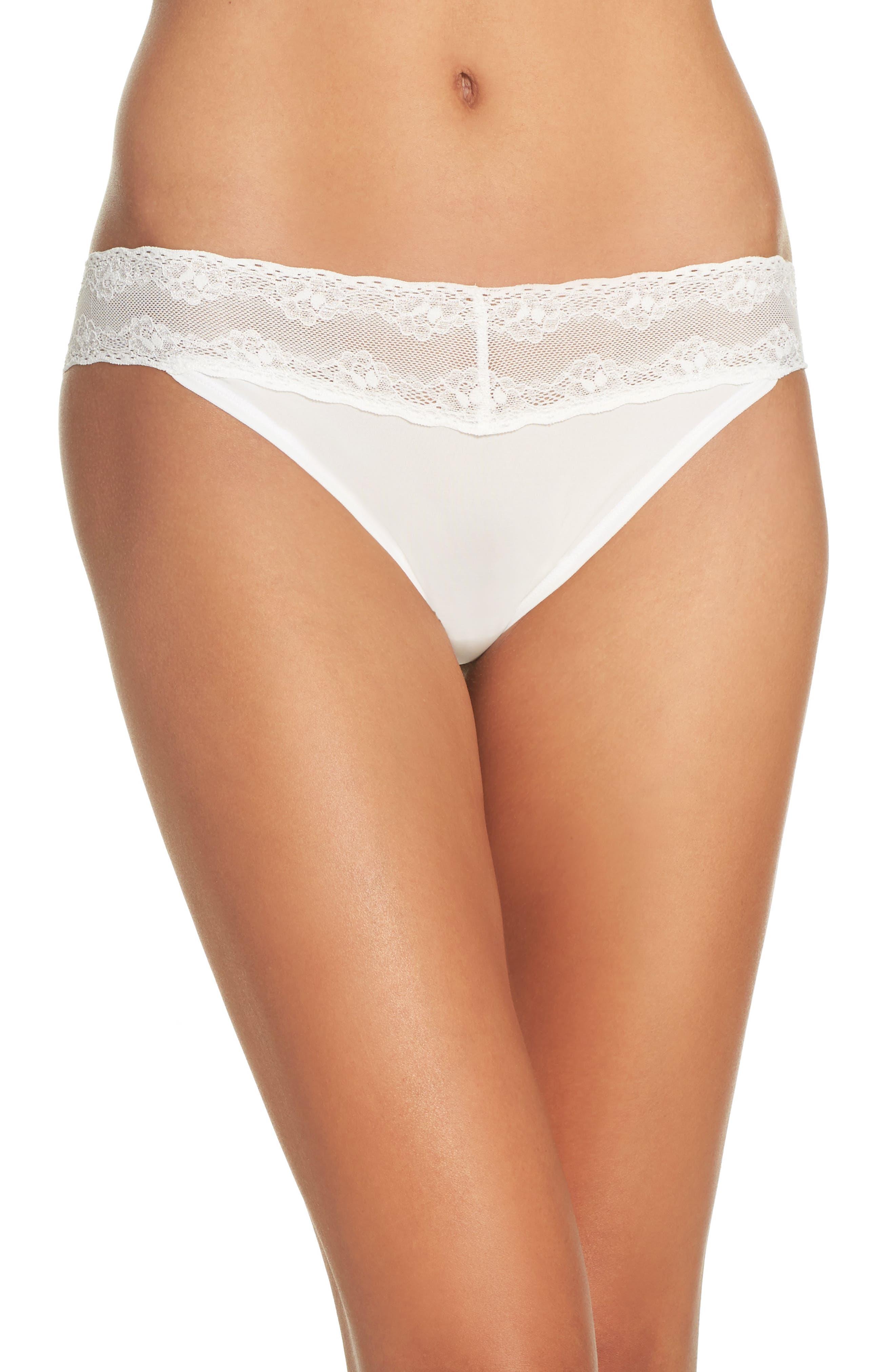 Natori Bliss Perfection Thong (3 for $36)