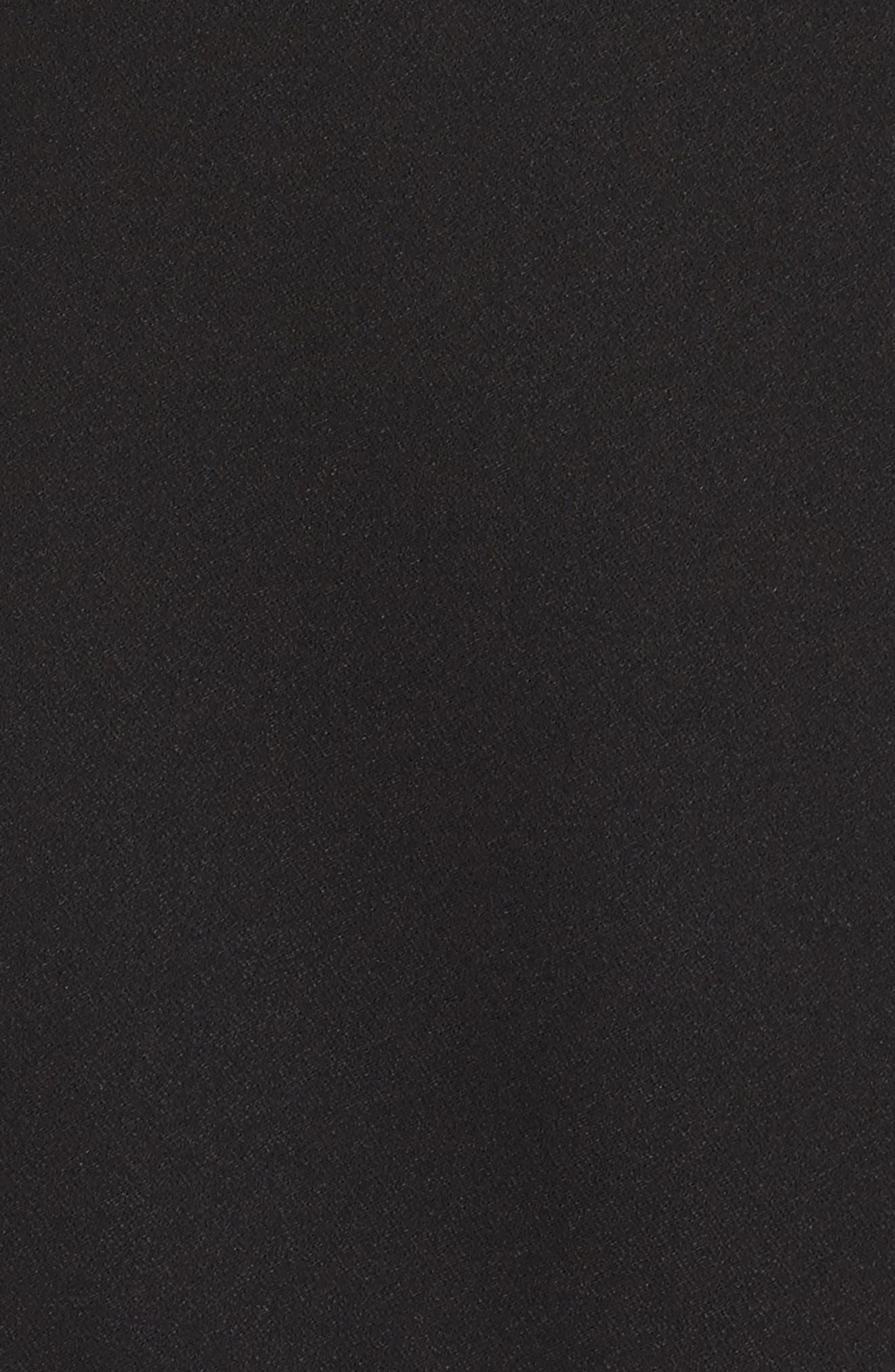 Alternate Image 5  - Cece Jada Scallop Shirtdress (Regular & Petite)
