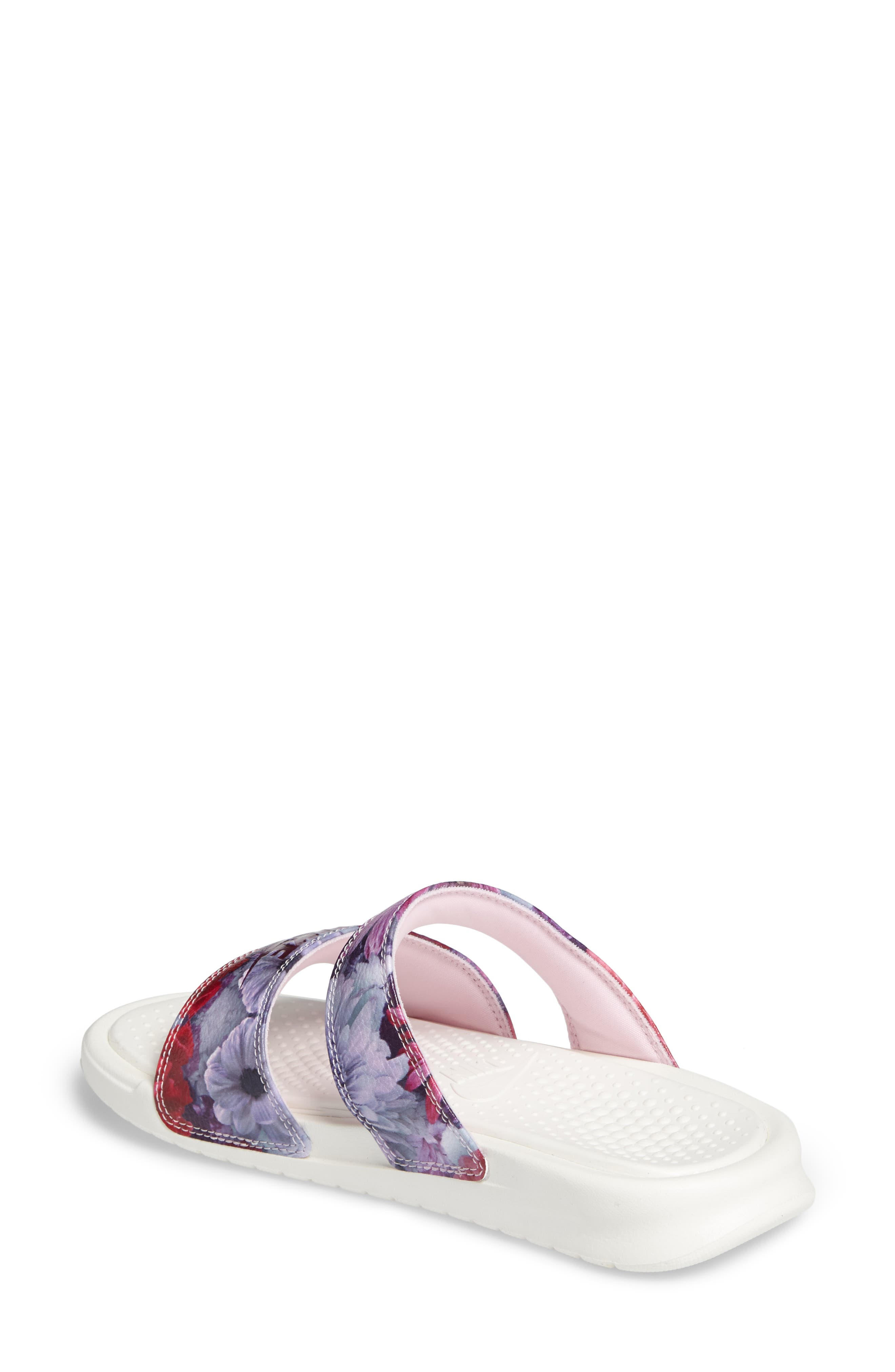 Alternate Image 2  - Nike Benassi Duo Ultra Slide Sandal (Women)