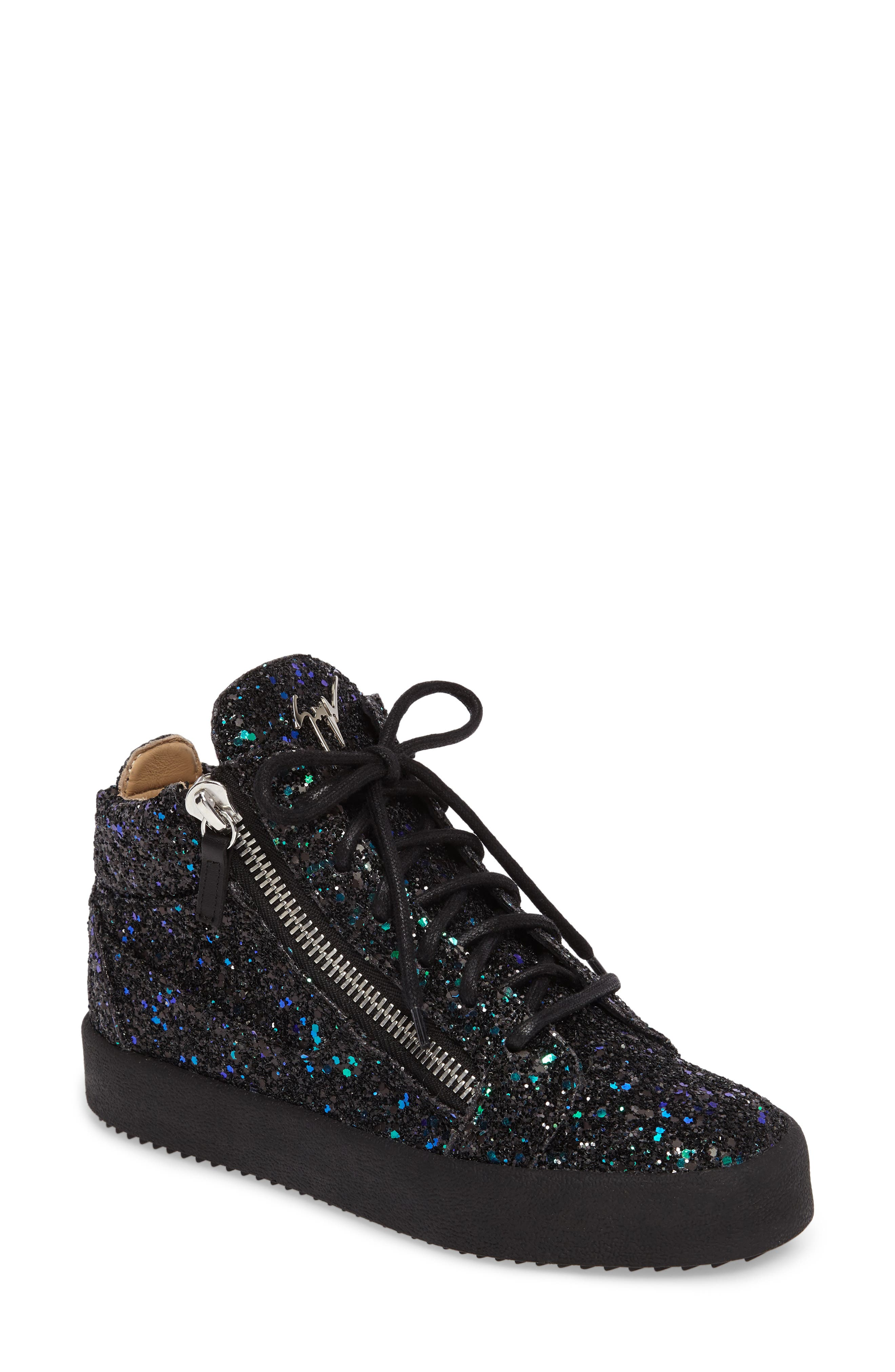 GIUSEPPE ZANOTTI 'Breck' Mid Top Sneaker