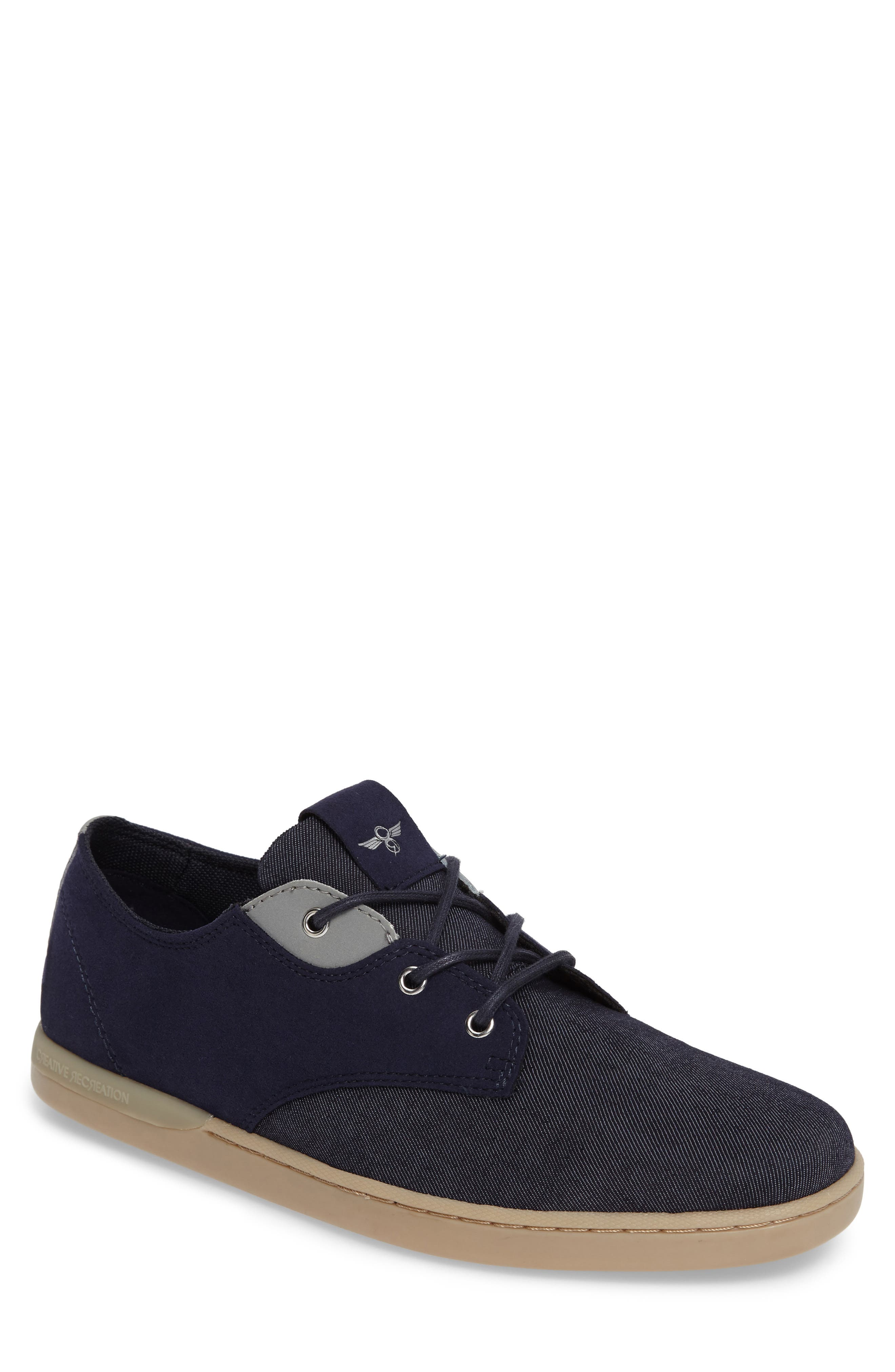 Creative Recreation 'Vito Lo' Canvas Sneaker (Men) (Online Only)
