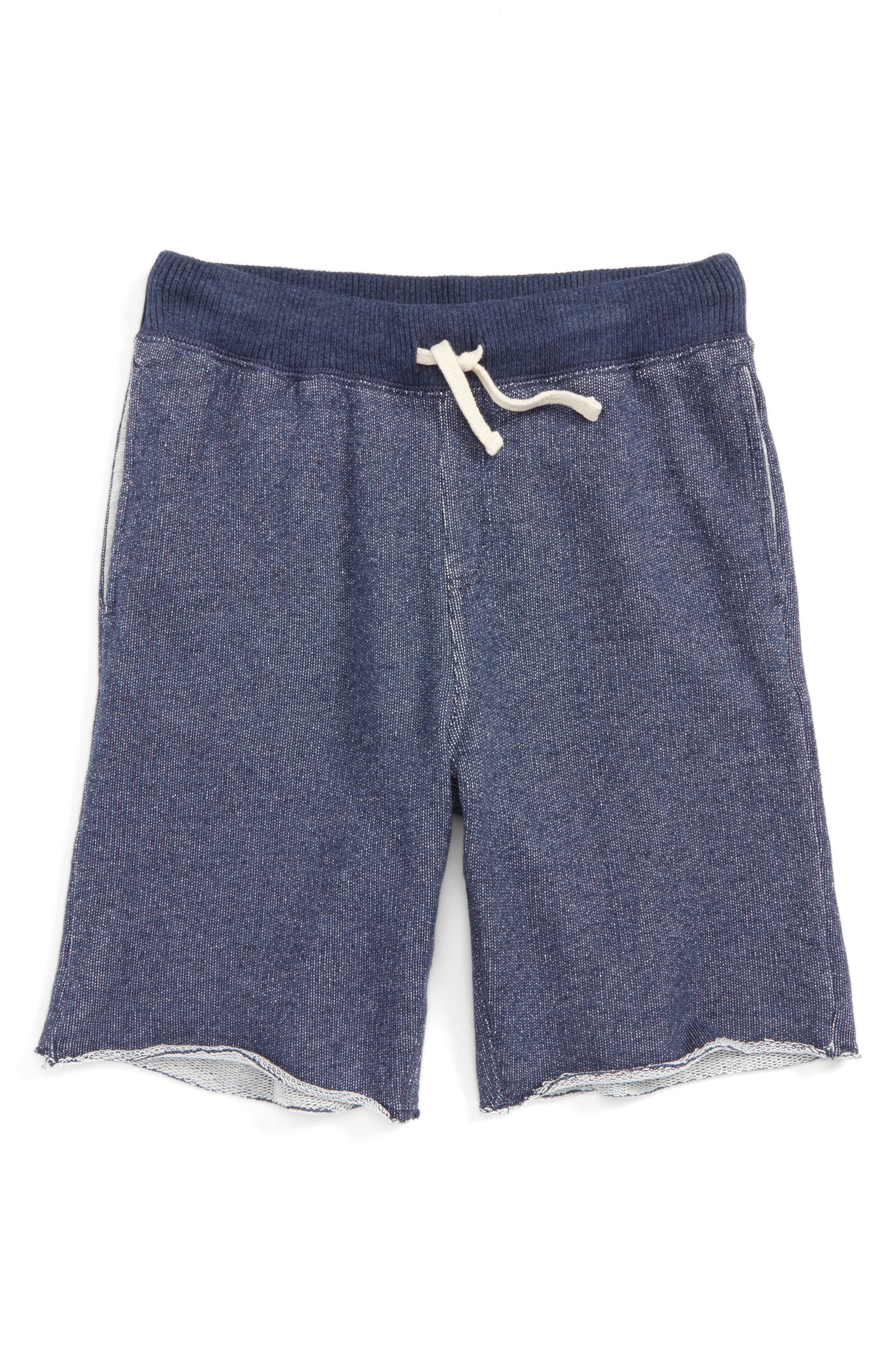 Tucker + Tate Raw Hem Knit Shorts (Big Boys)