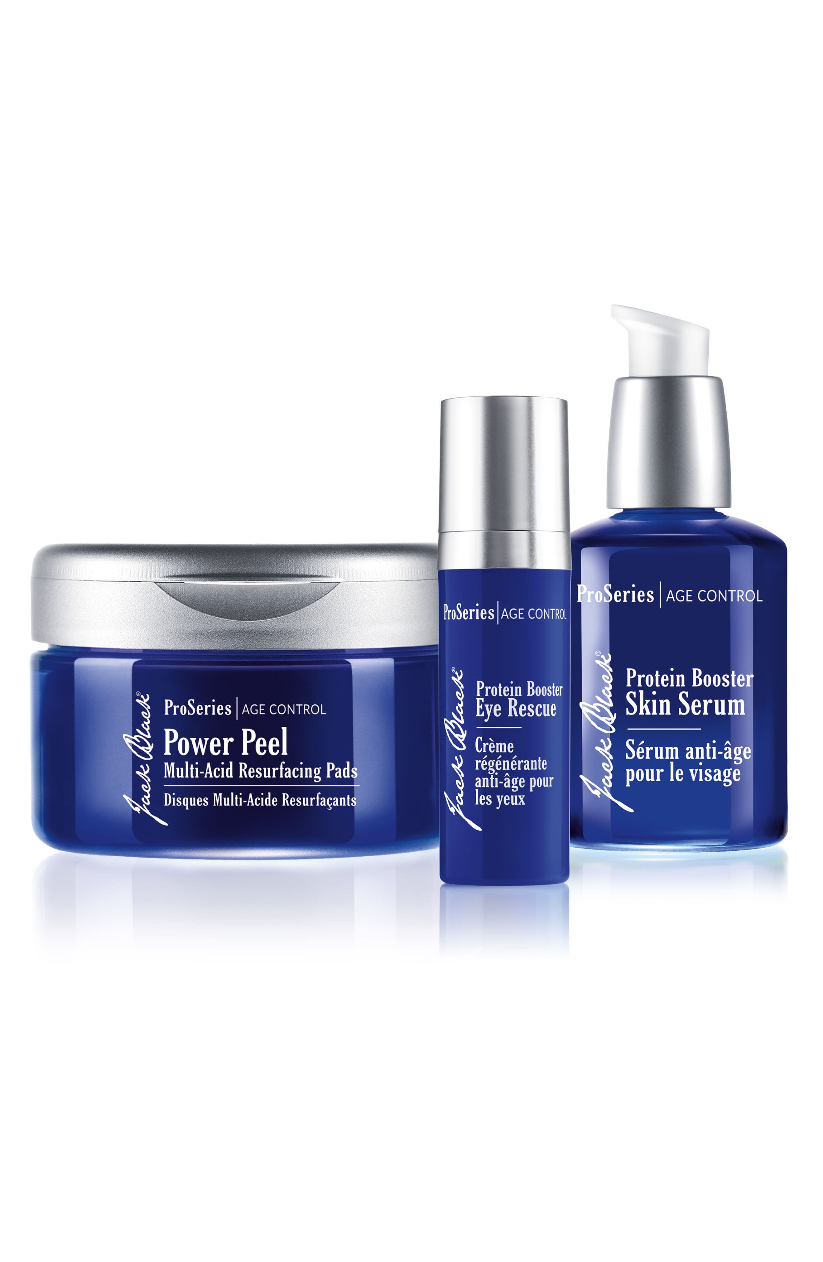 Alternate Image 1 Selected - Jack Black 'Defensive Line RxSeries' Anti-Aging Set ($138 Value)