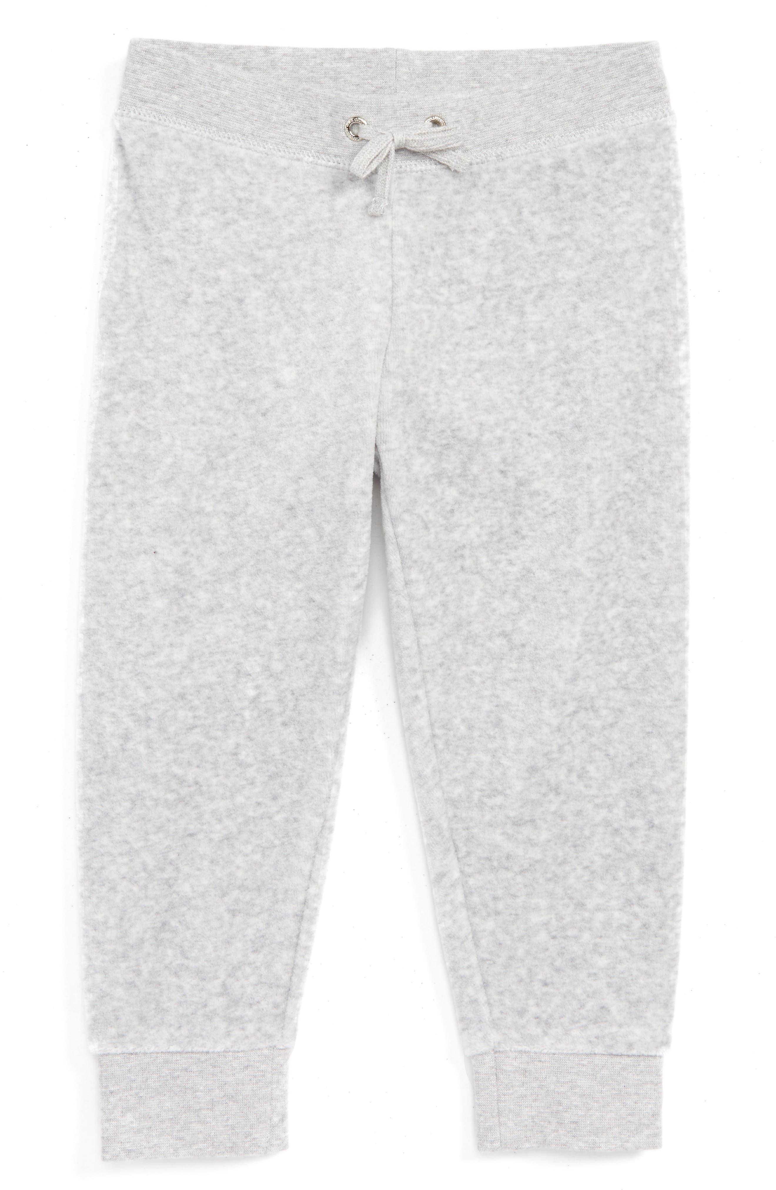 Juicy Couture Zuma Velour Pants (Toddler Girls & Little Girls)