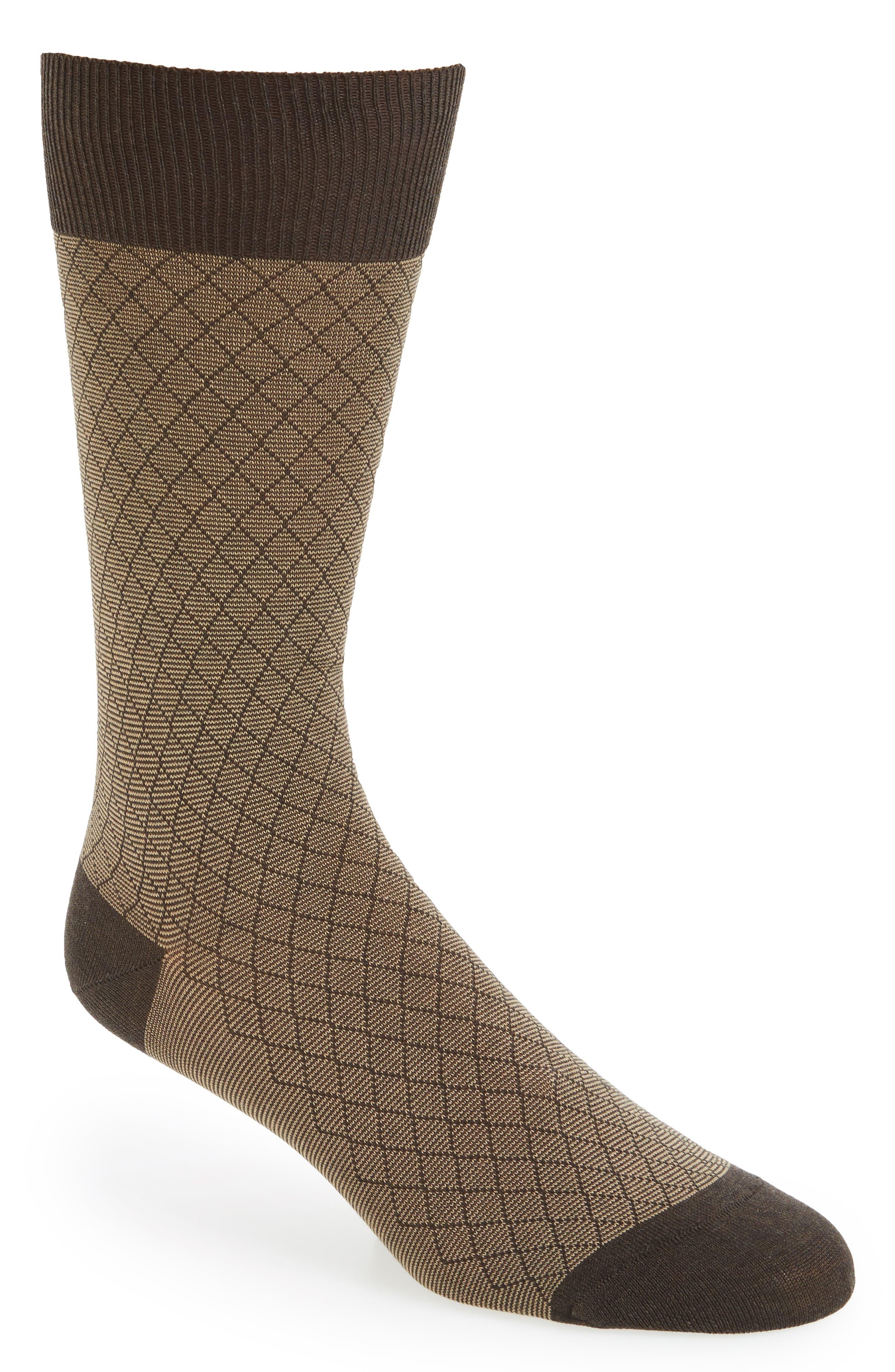 Pantherella Diamond Socks