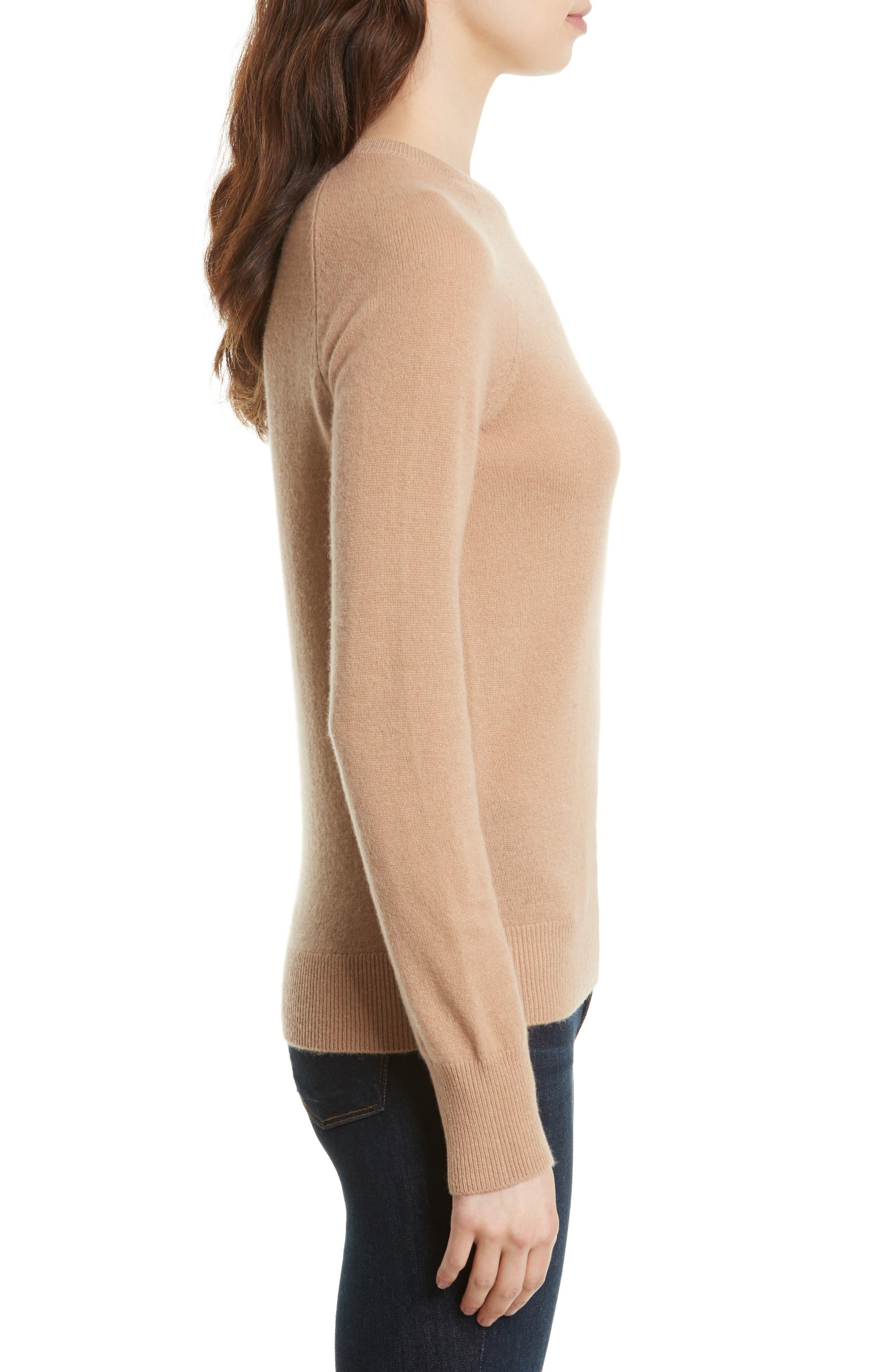 Alternate Image 3  - Equipment 'Sloane' Crewneck Cashmere Sweater