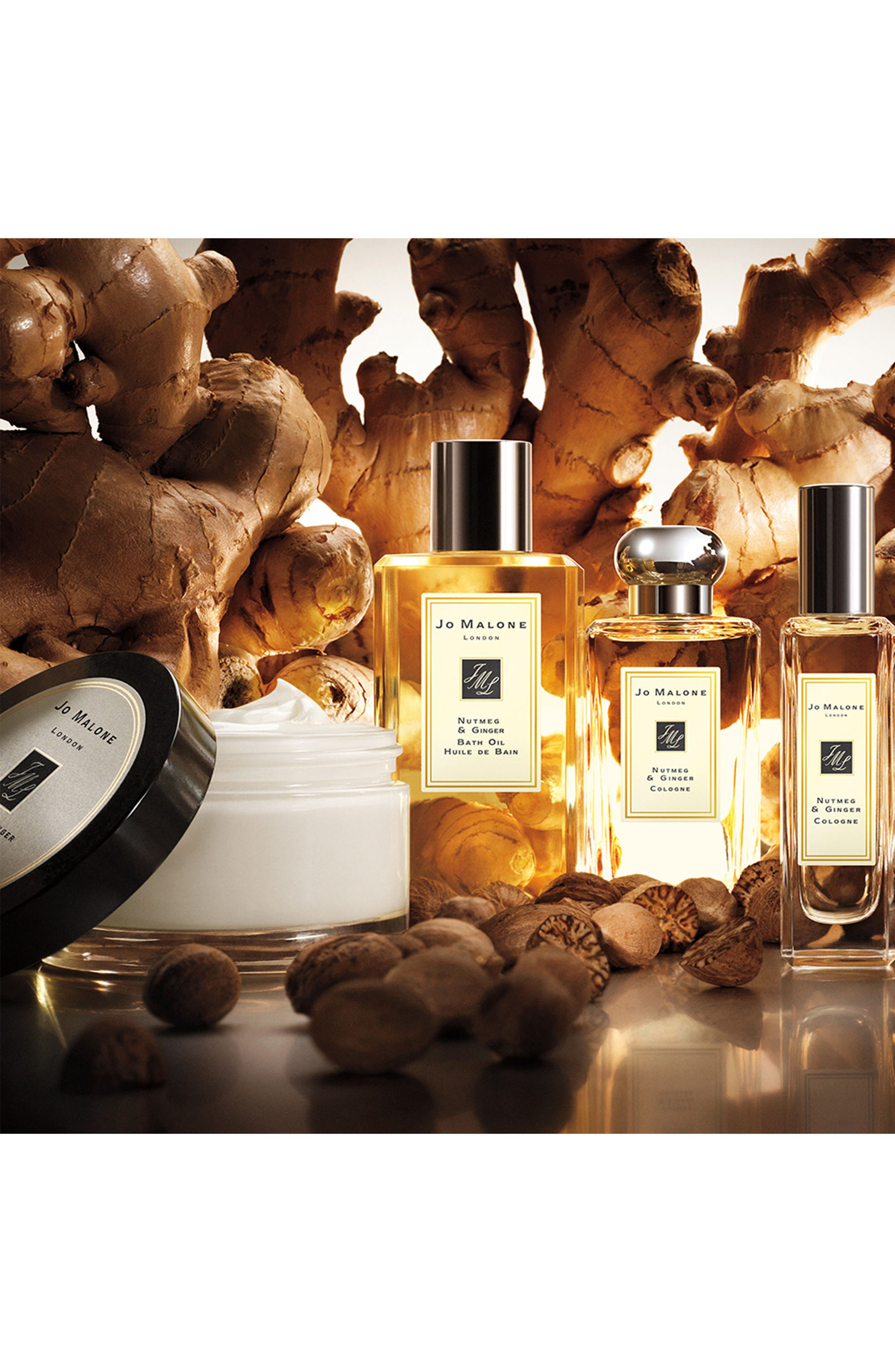 Alternate Image 3  - Jo Malone London™ 'Nutmeg & Ginger' Cologne (3.4 oz.)