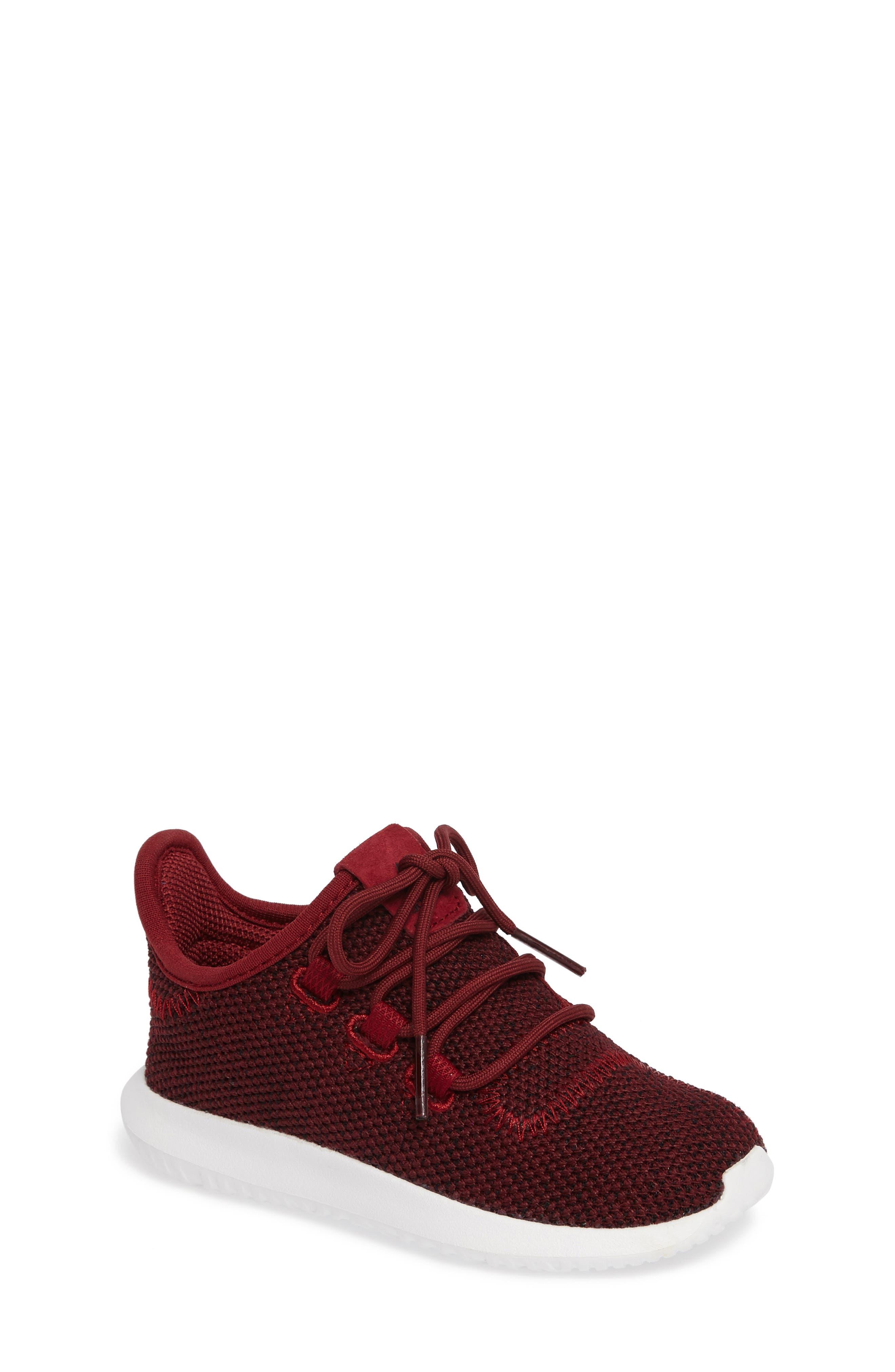 adidas Tubular Shadow 1 Knit Sneaker (Baby, Walker & Toddler)