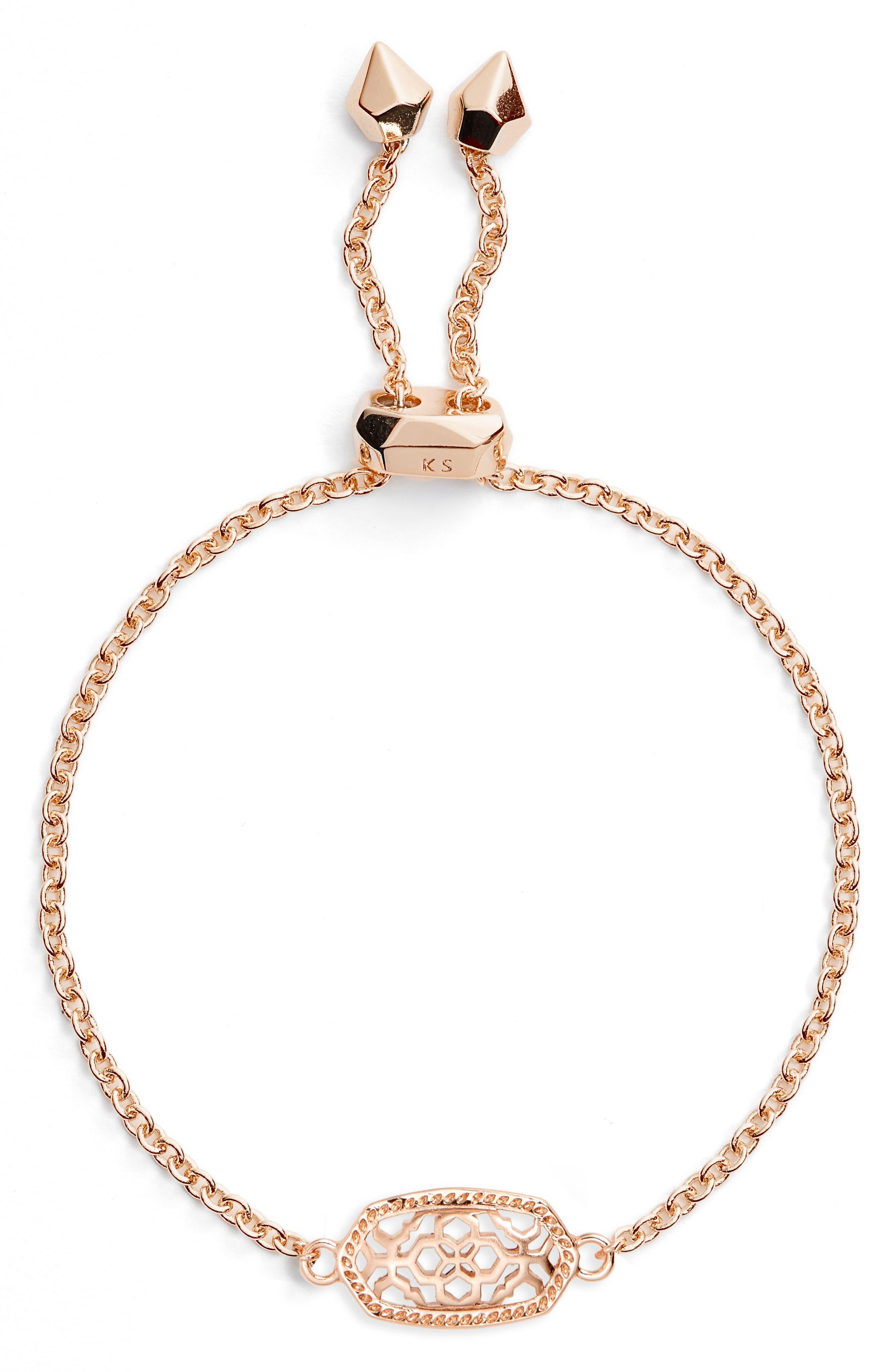 Alternate Image 1 Selected - Kendra Scott Elaina Filigree Bracelet