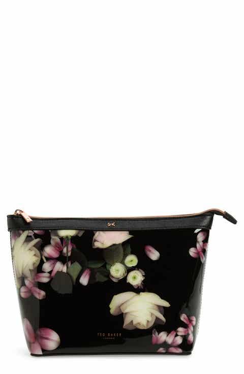 Ted Baker London Doreath Kensington Floral Print Large Pouch