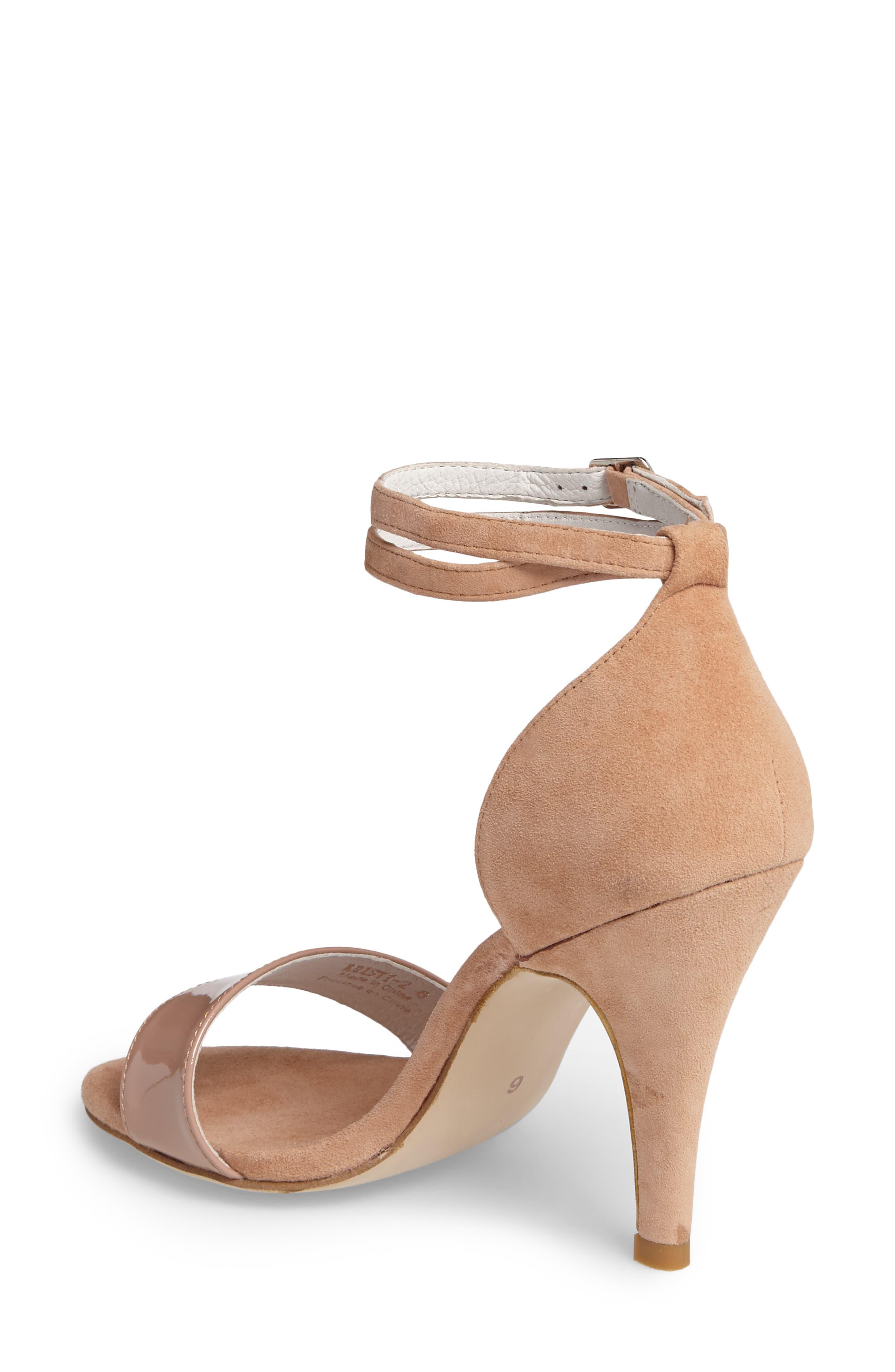 Alternate Image 2  - Jeffrey Campbell Kristy Ankle Strap Sandal (Women)