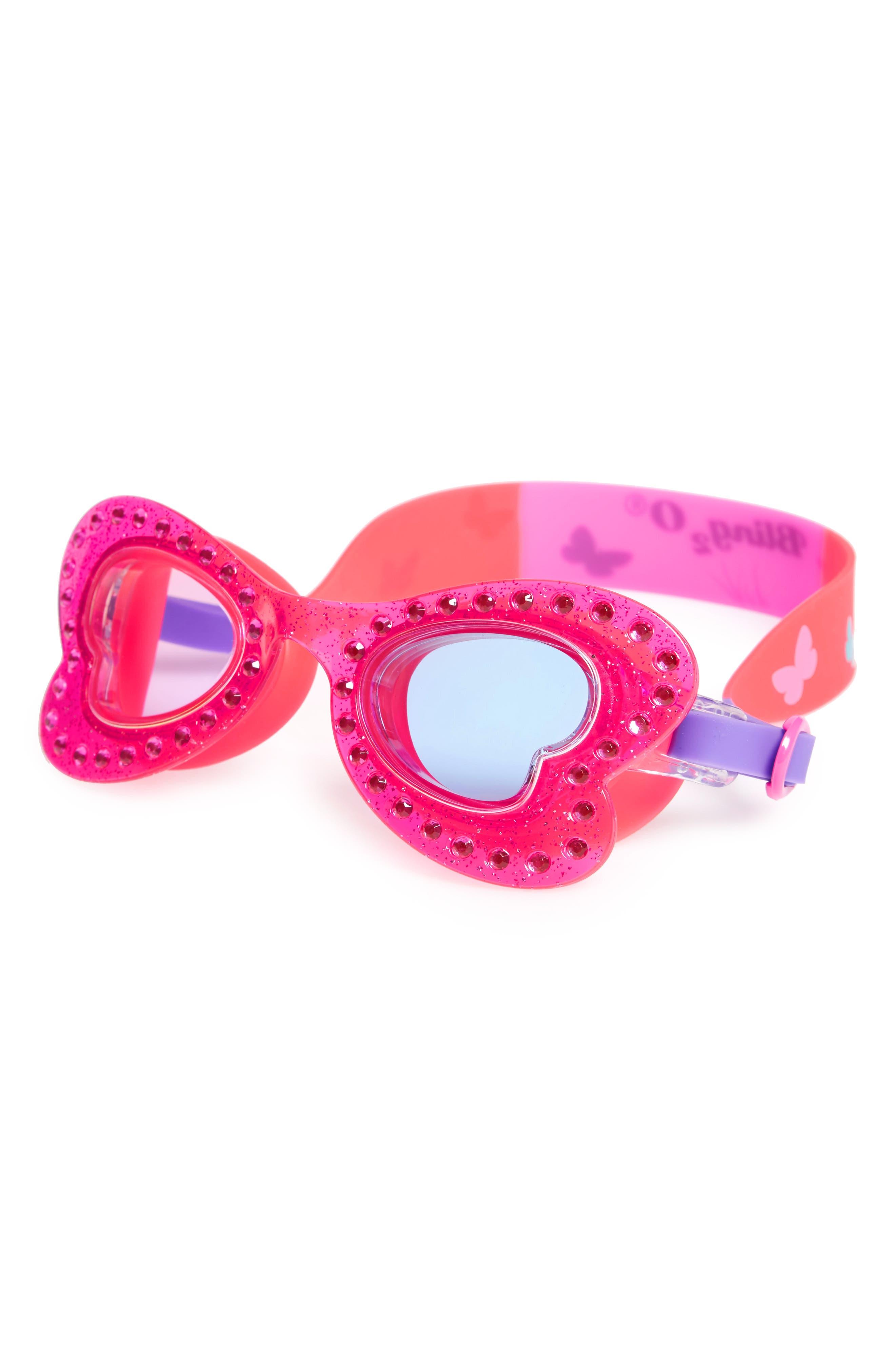 Bling2o Butterfly Swim Goggles (Big Girls)