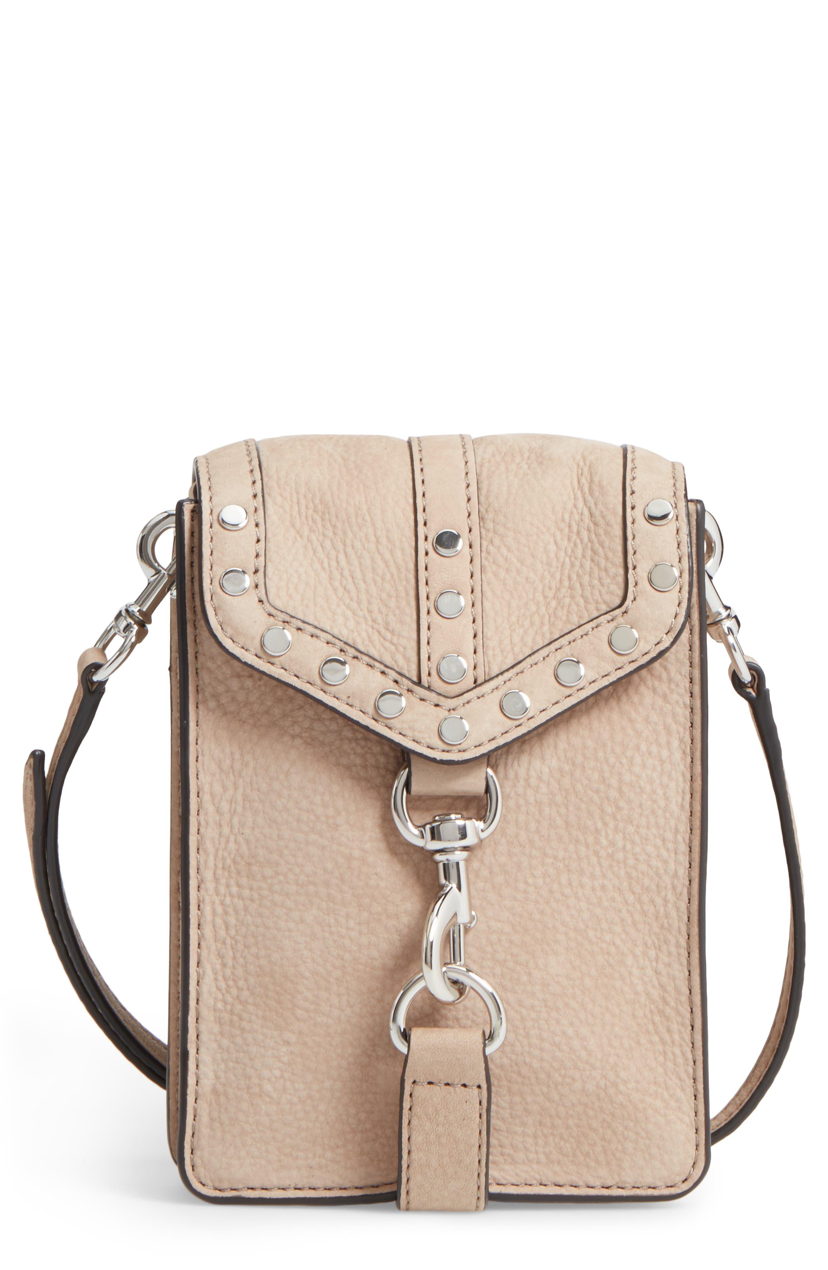 Rebecca Minkoff Biker Phone Crossbody Bag