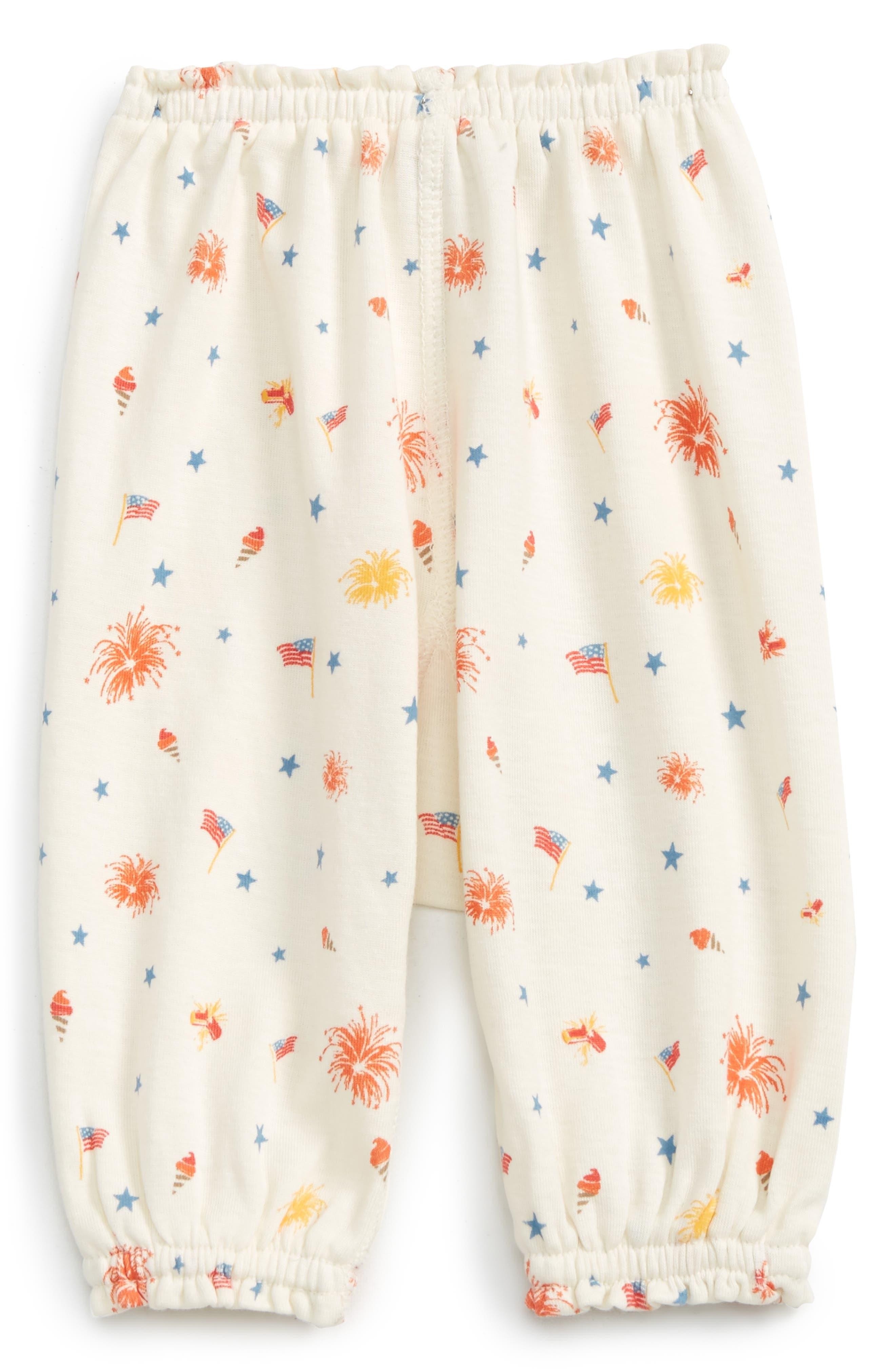 Peek Freedom - Happy Pima Cotton Pants (Baby)