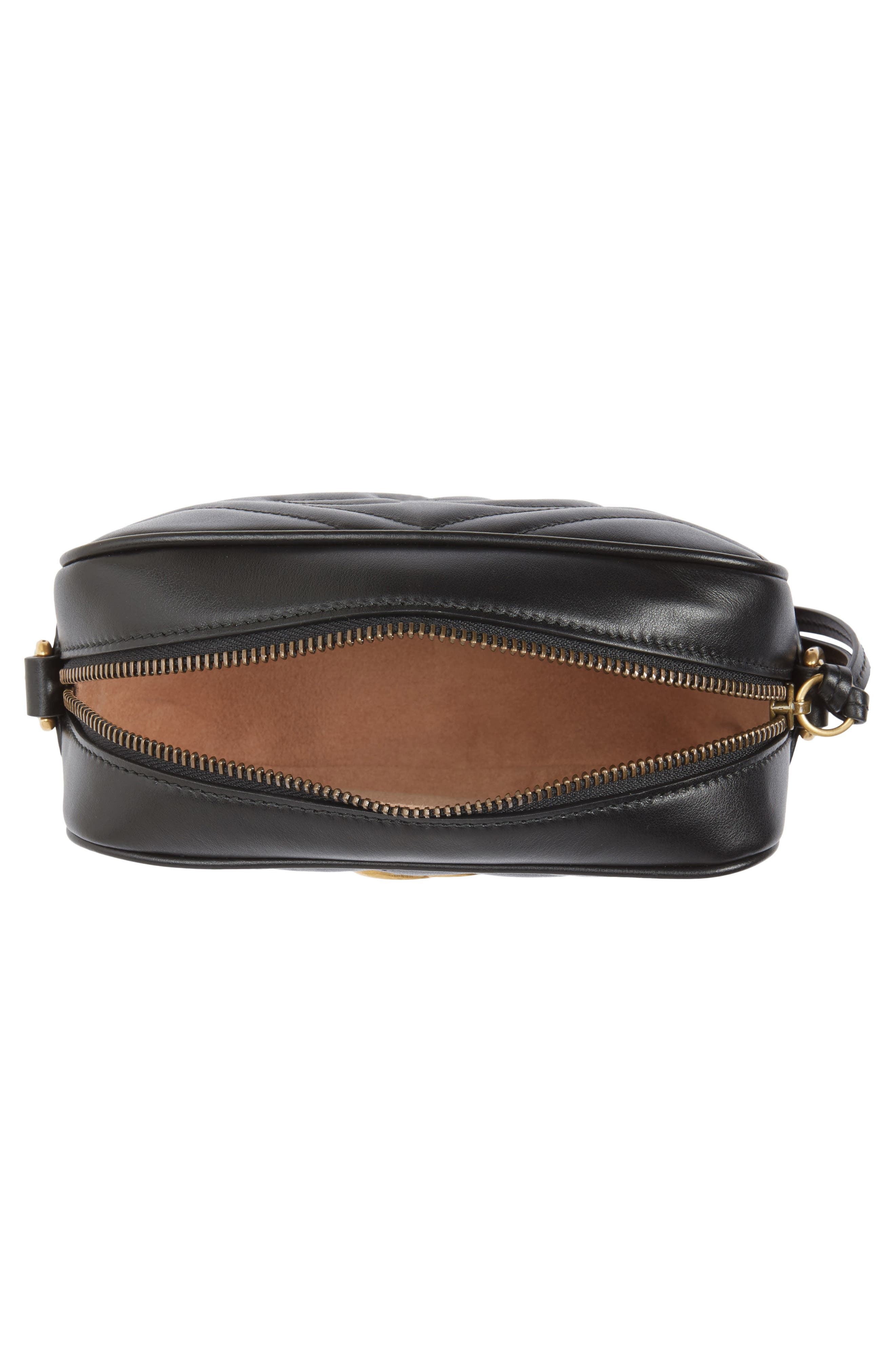Alternate Image 4  - Gucci GG Marmont 2.0 Matelassé Leather Shoulder Bag