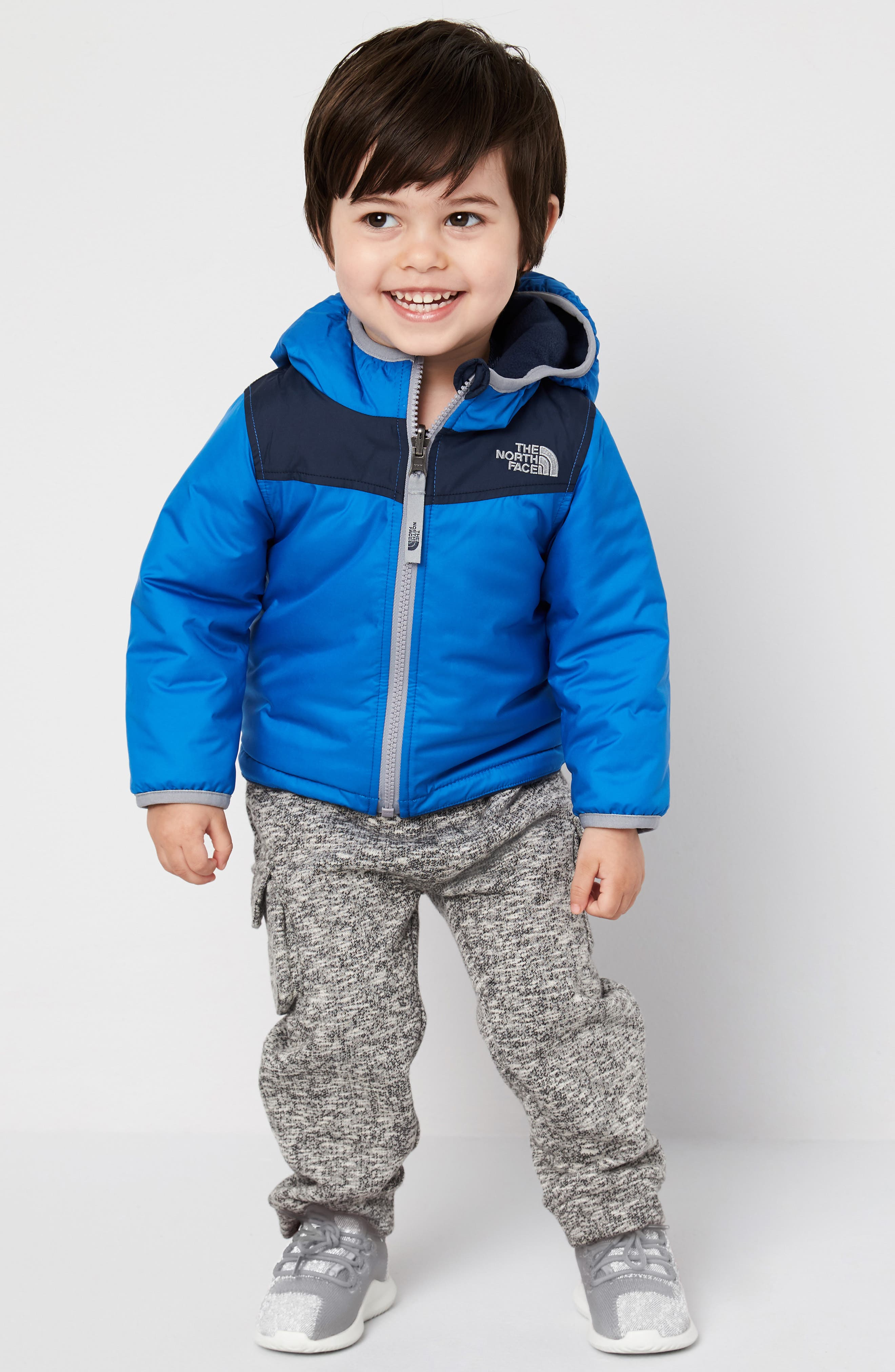 The North Face Jacket, Tucker + Tate T-Shirt & Pants Outfit with Accessories (Baby Boys)