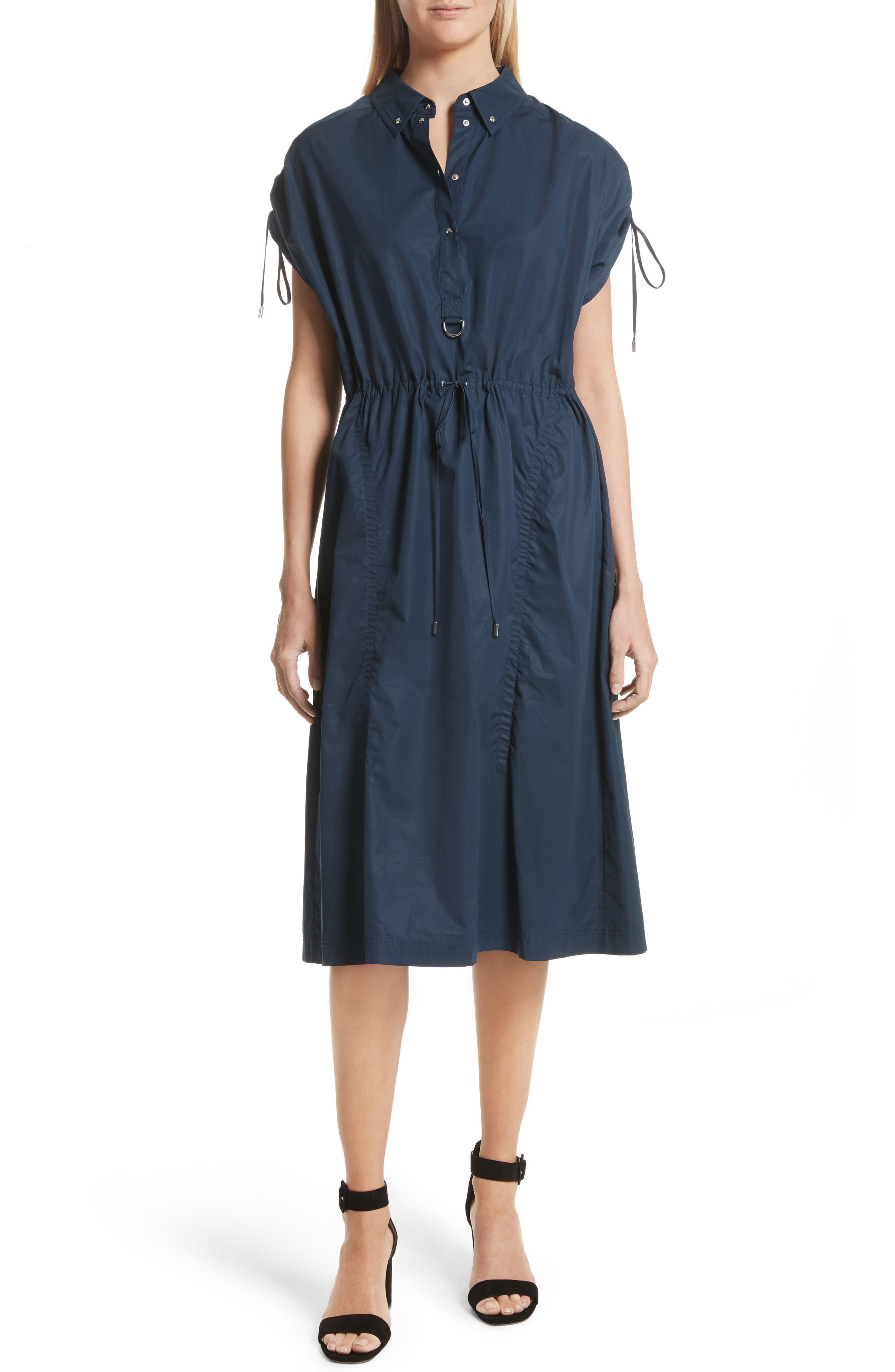 GREY Jason Wu Cotton Poplin Dress