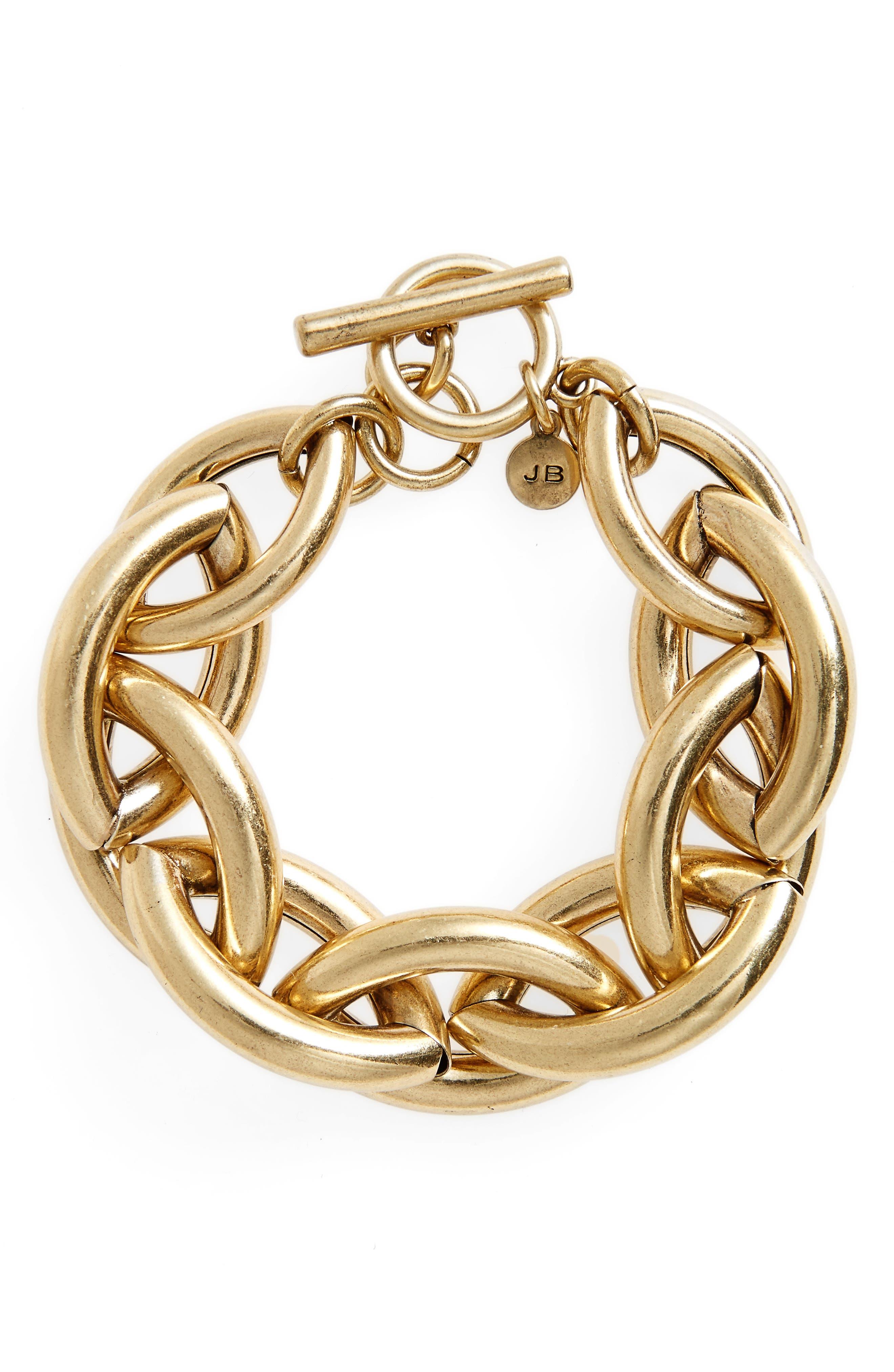 Jenny Bird Sloane Link Bracelet