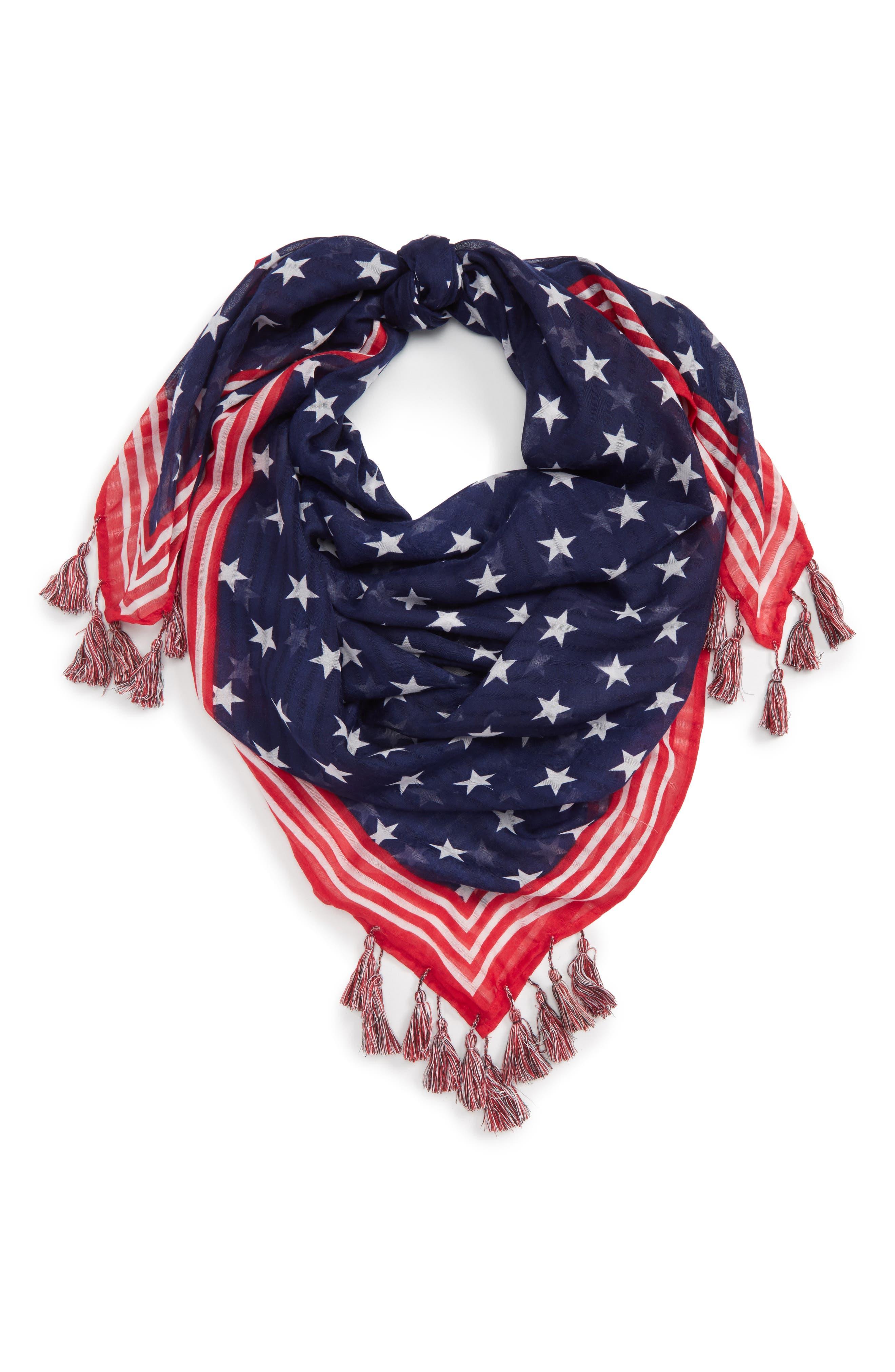 Steve Madden Stars & Stripes Wrap