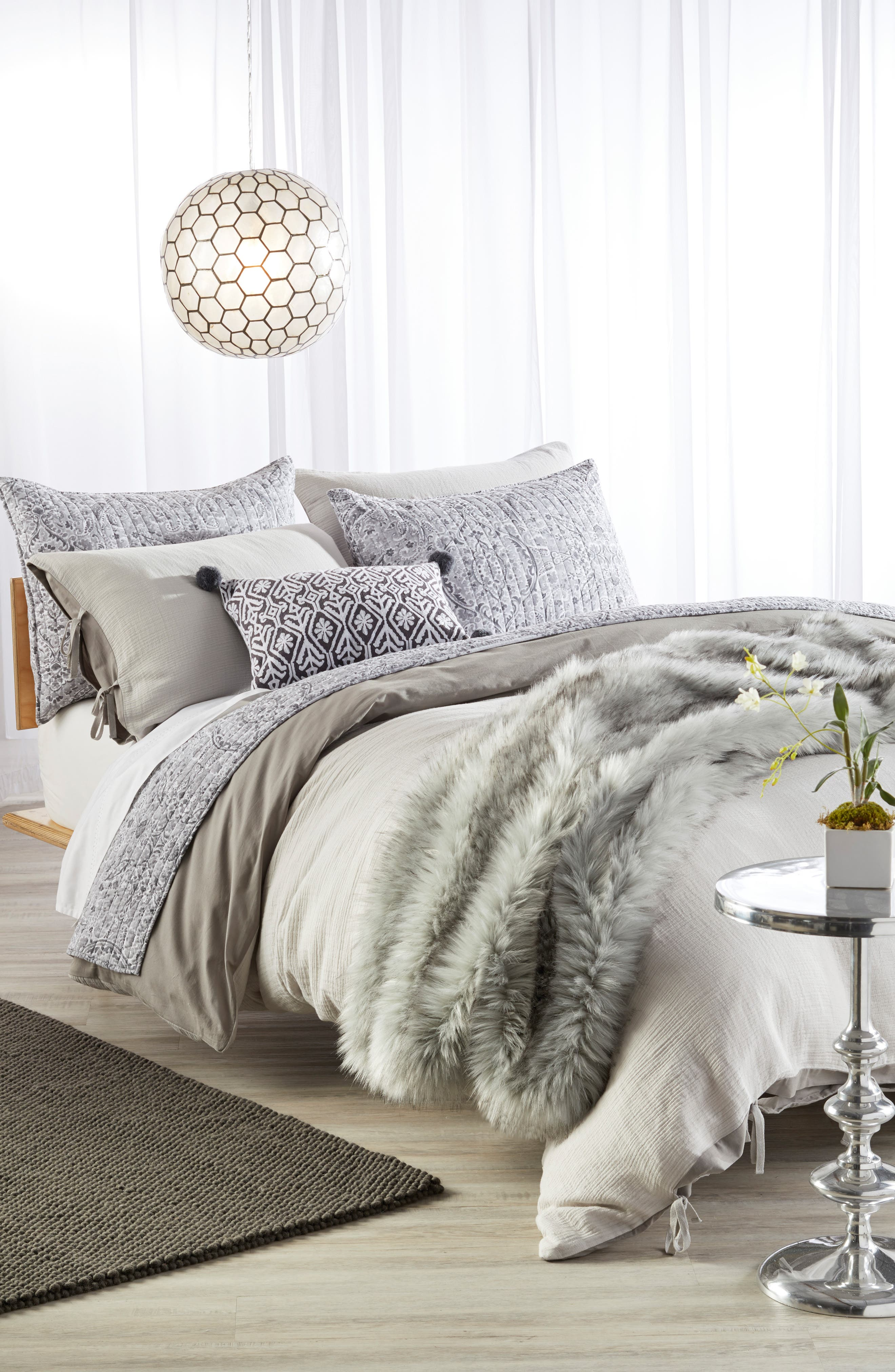 Nordstrom Double Weave & Levtex Avanti Bedding Collection