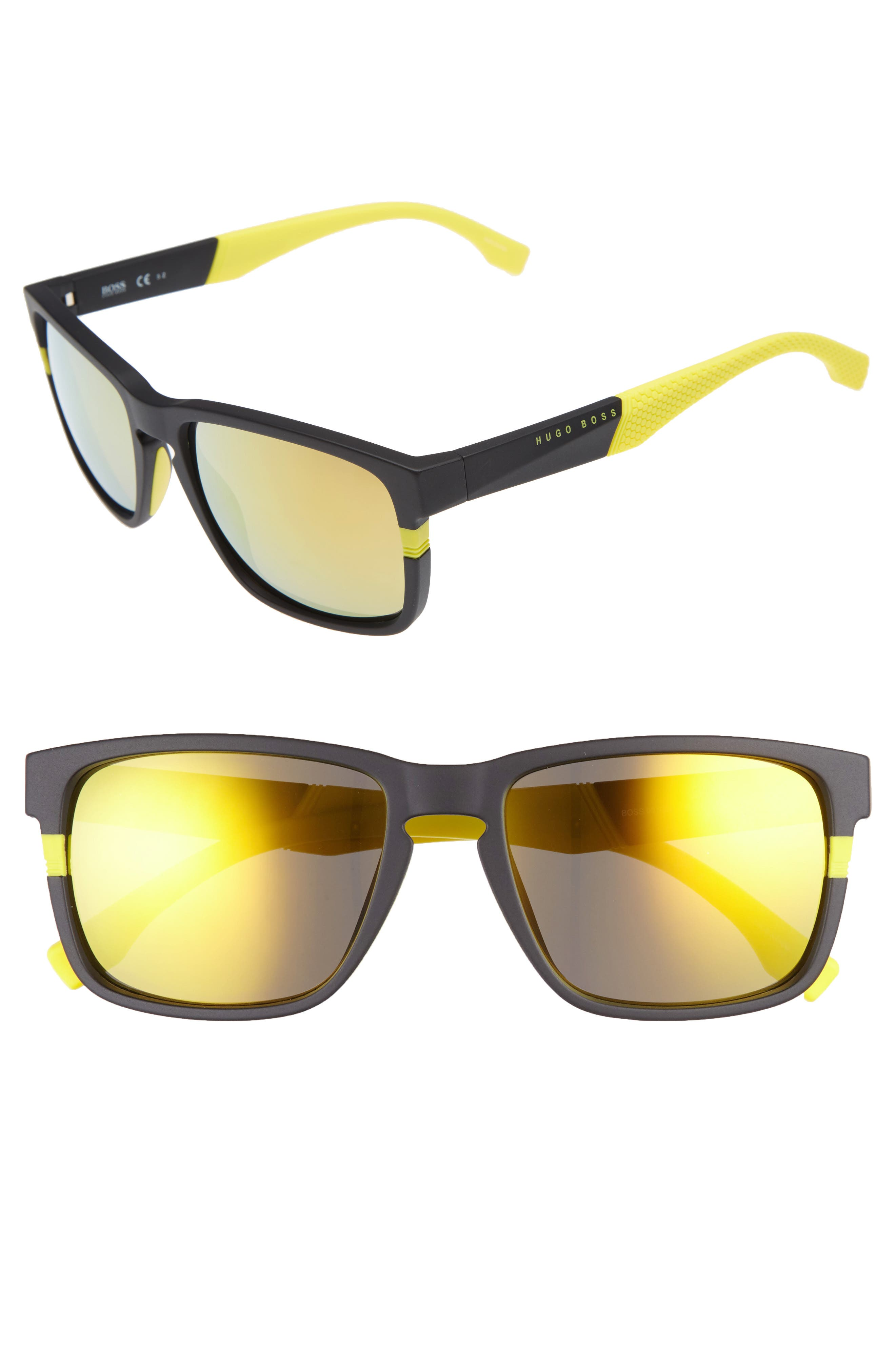 BOSS 57mm Sunglasses