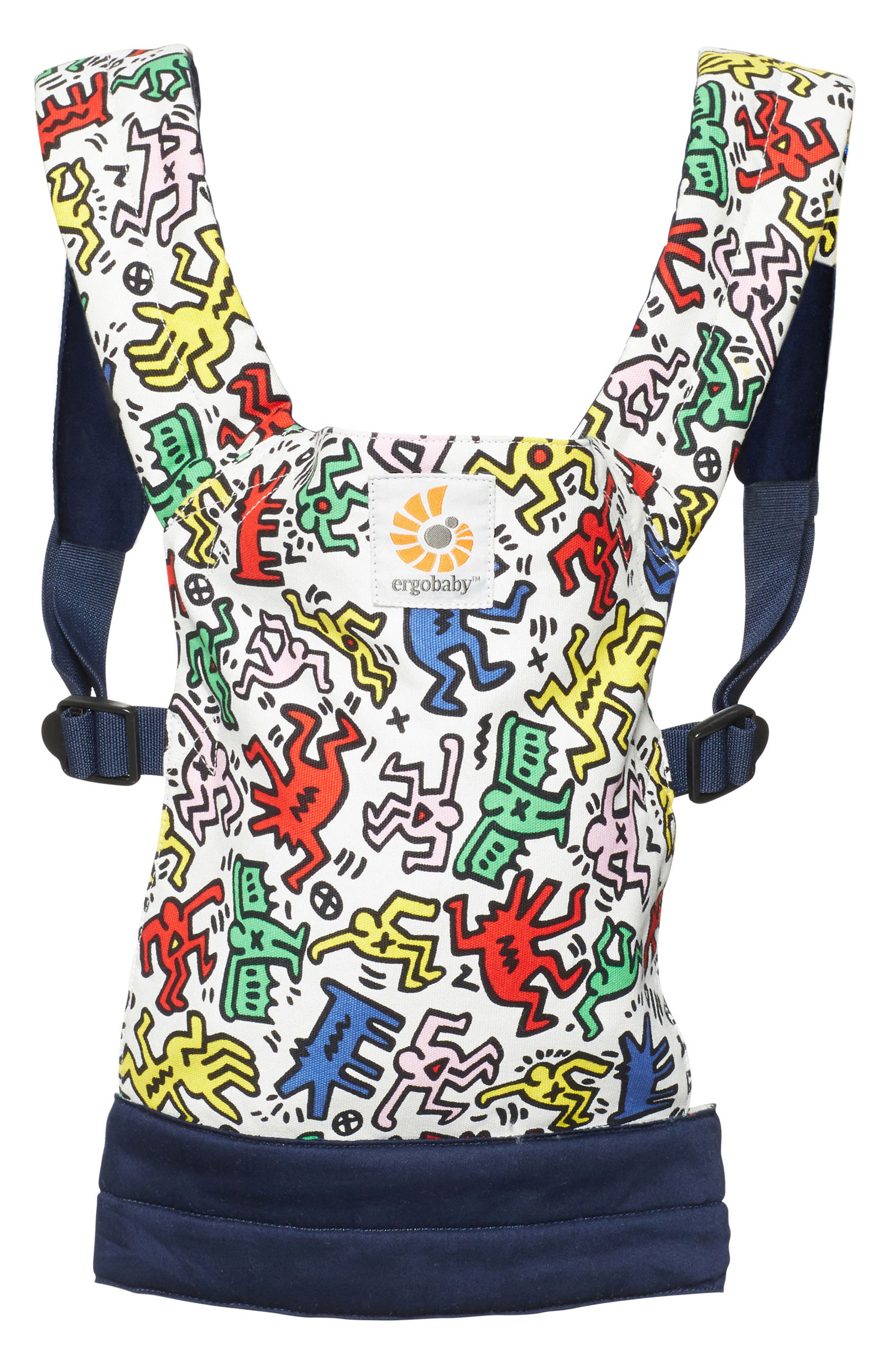 ERGObaby x Keith Haring Pop Limited Edition Doll Carrier
