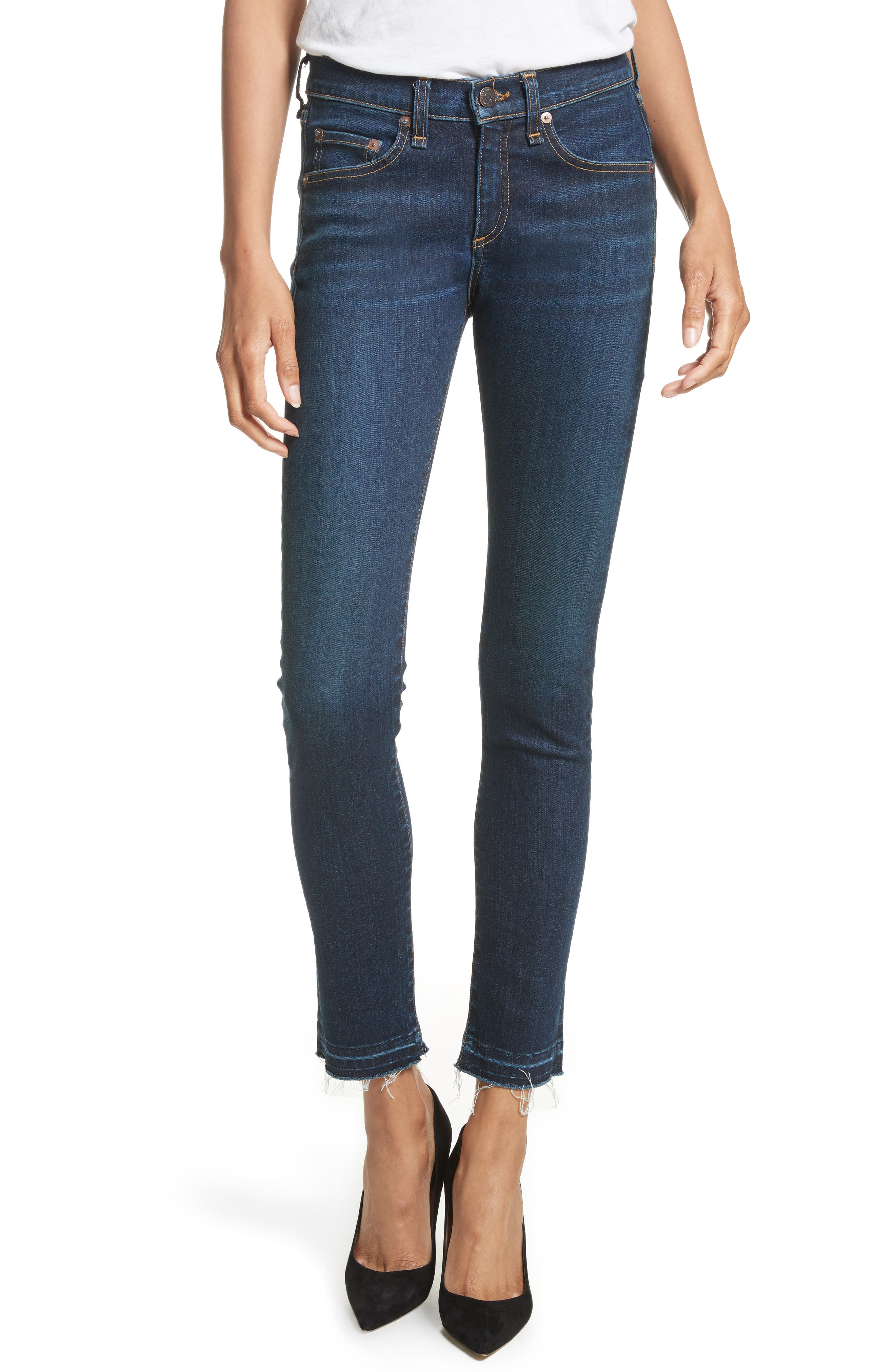 Veronica Beard Brooke Jeans