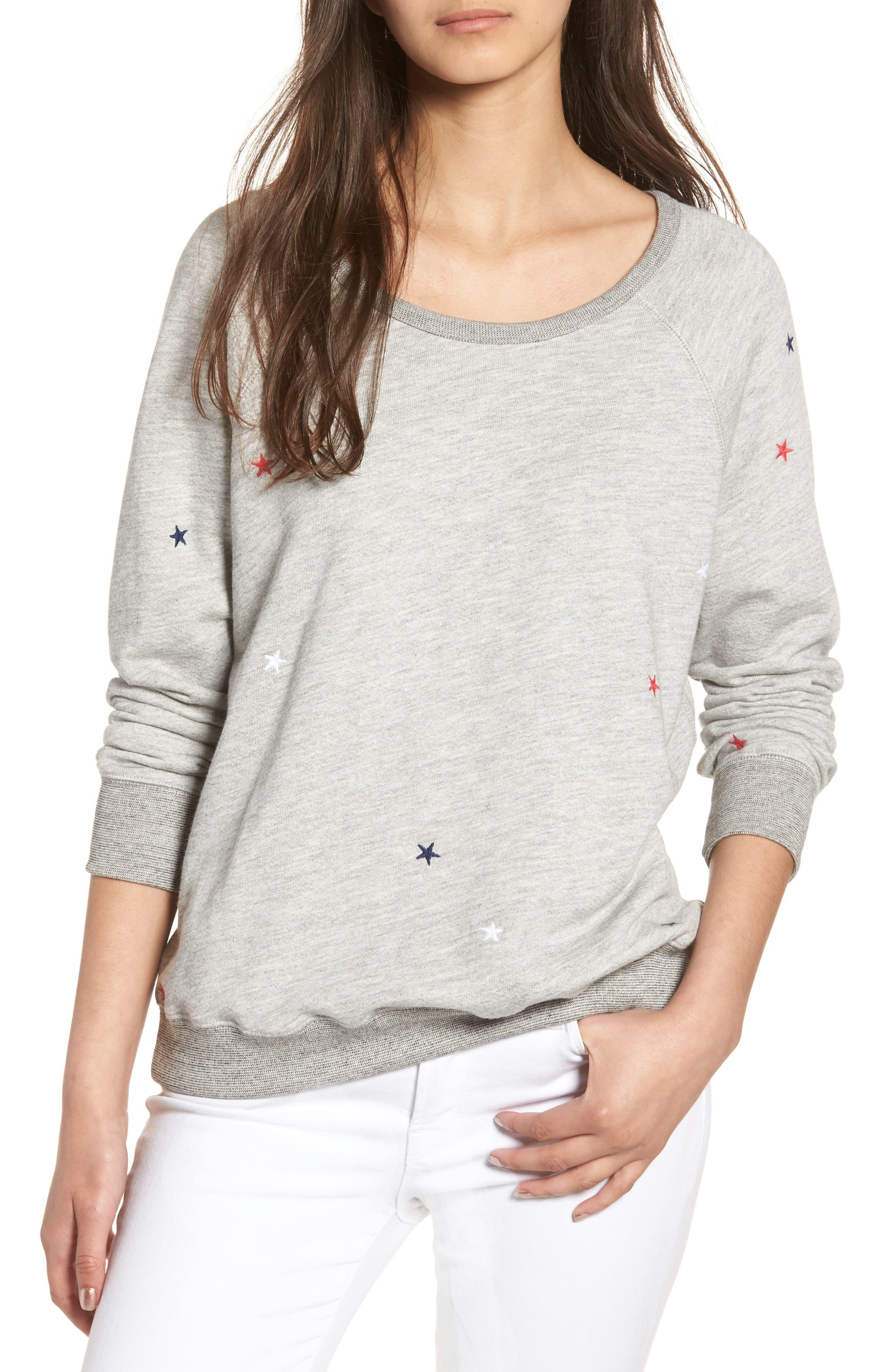 Sundry Stars Sweatshirt (Nordstrom Exclusive)