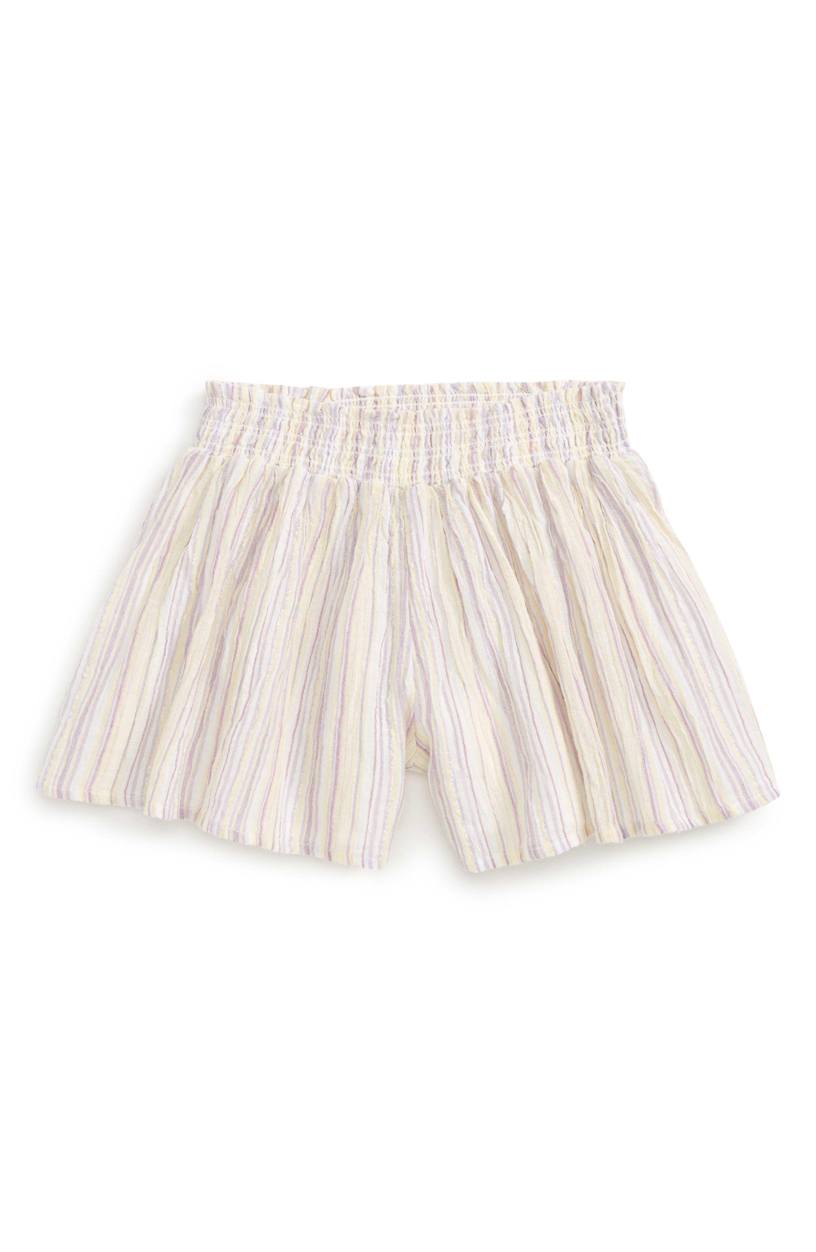 Tucker + Tate Smocked Shorts (Toddler Girls, Little Girls & Big Girls)
