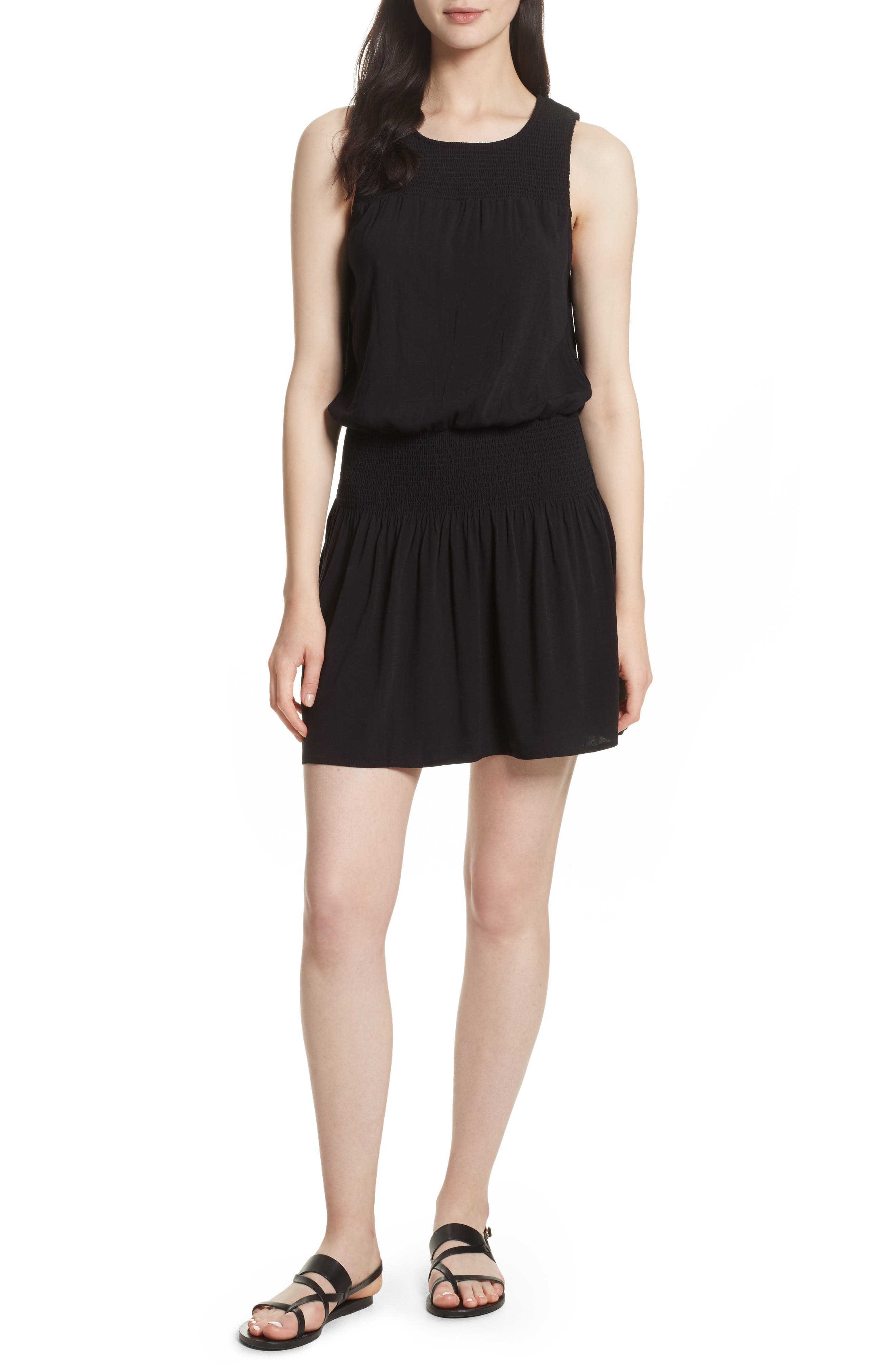 Soft Joie Ashira Blouson Dress