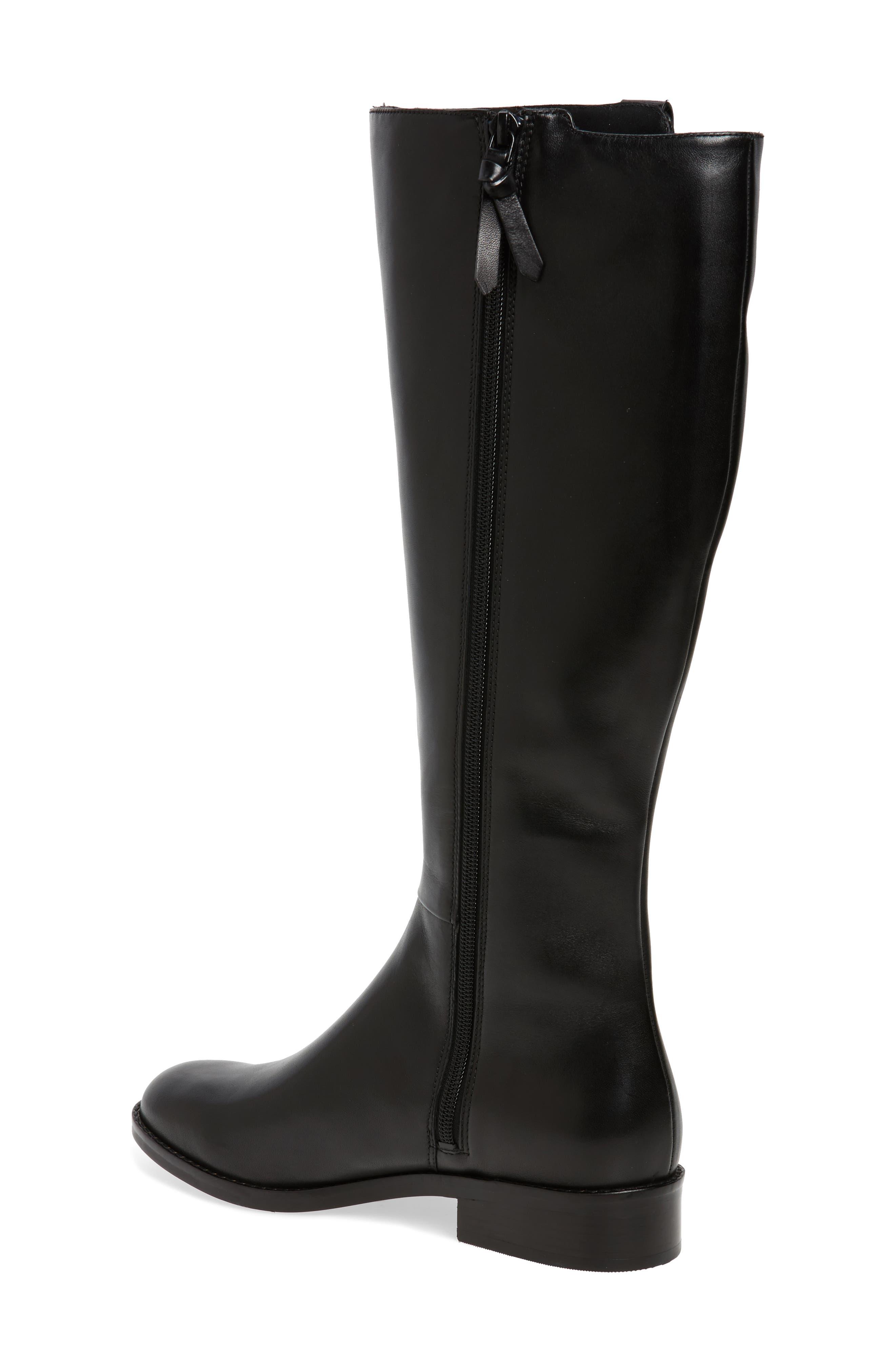 Alternate Image 2  - Cole Haan Katrina Riding Boot (Women) (Regular & Wide Calf)