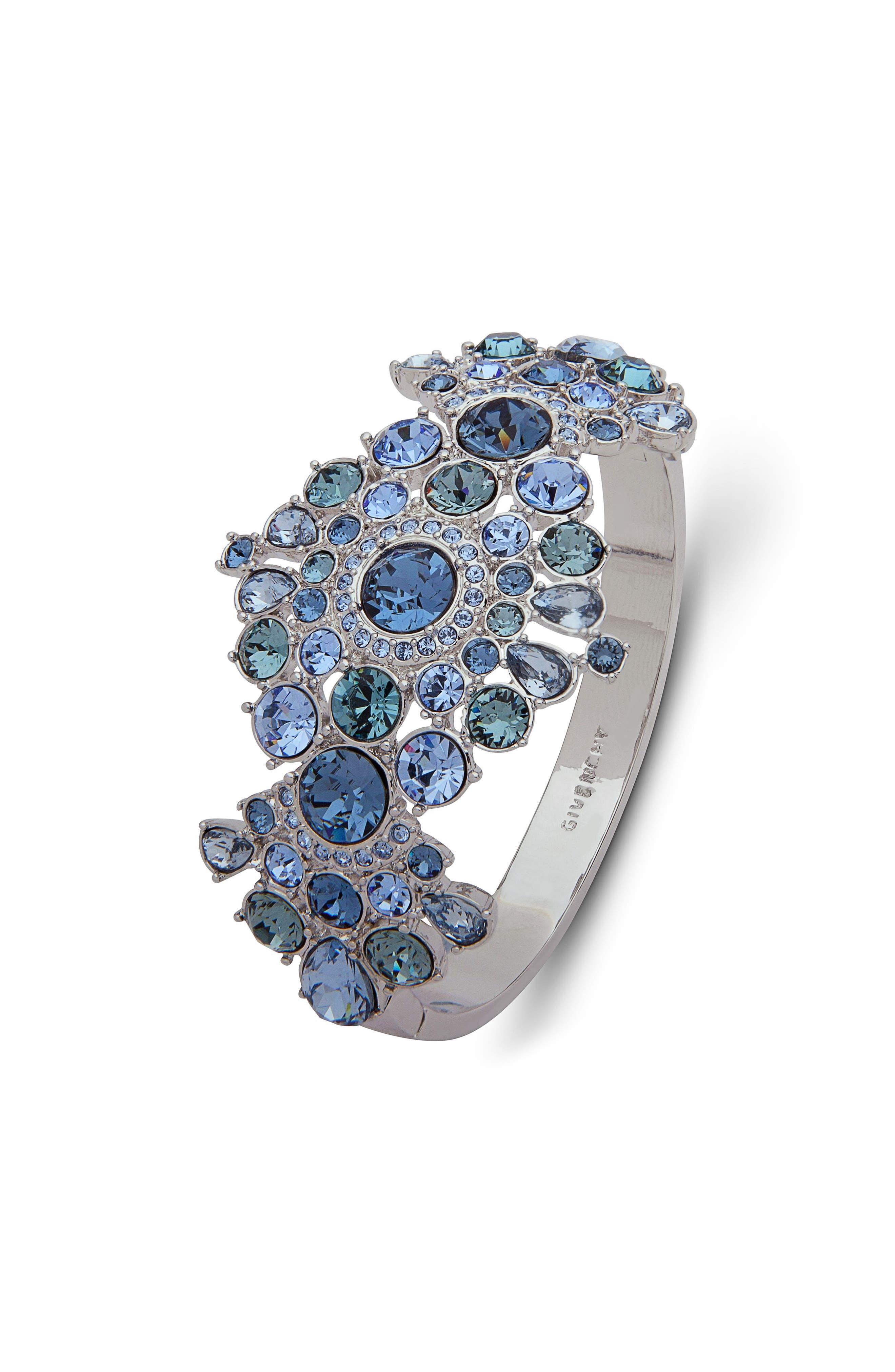 Givenchy Verona Drama Crystal Bracelet