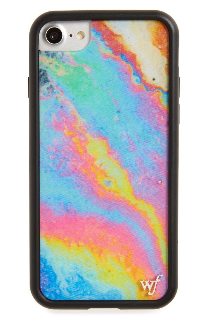 Wildflower Iridescent iPhone 7 Case  Nordstrom