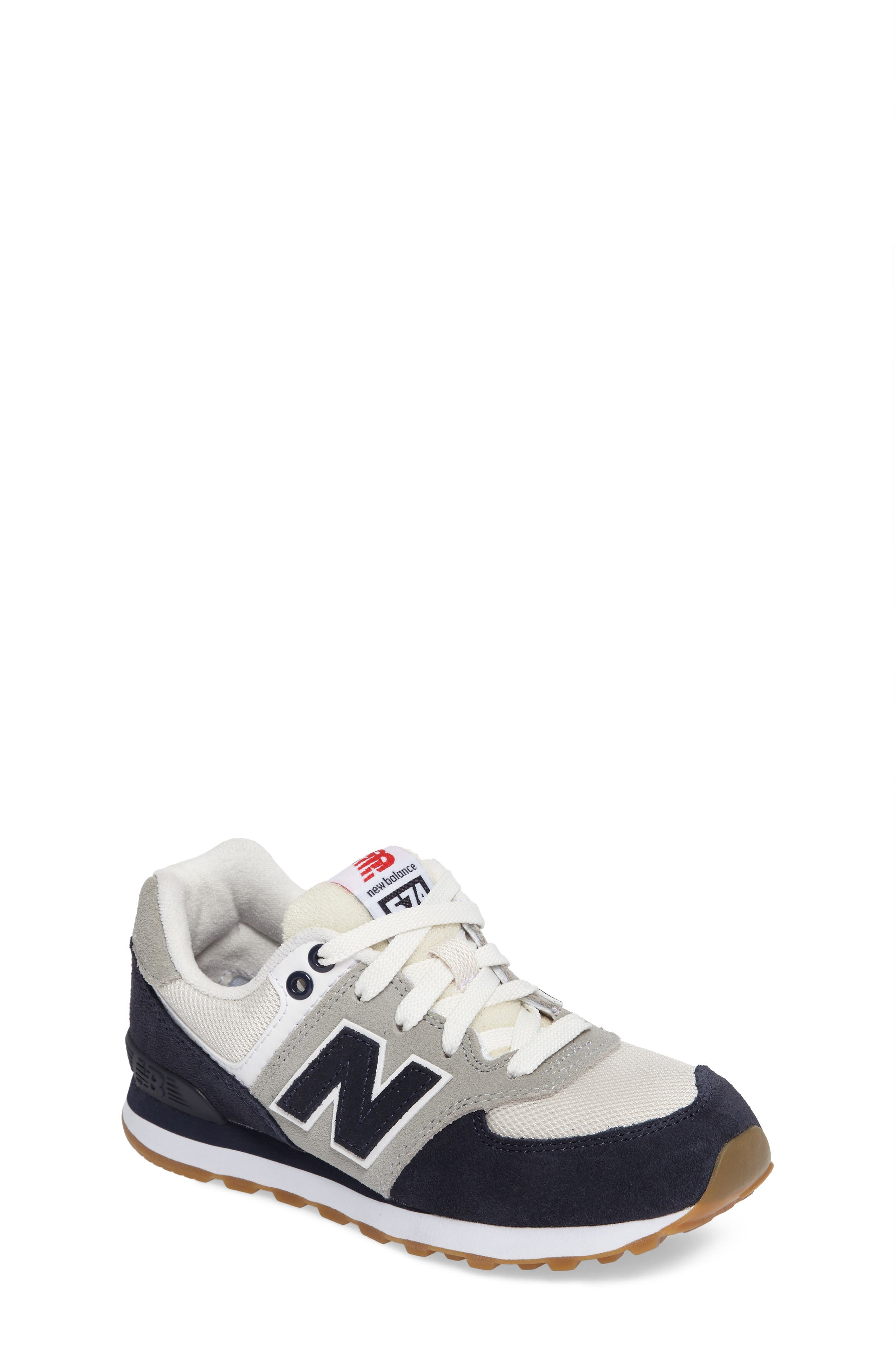 New Balance 574 Resort Sporty Sneaker (Toddler & Little Kid)