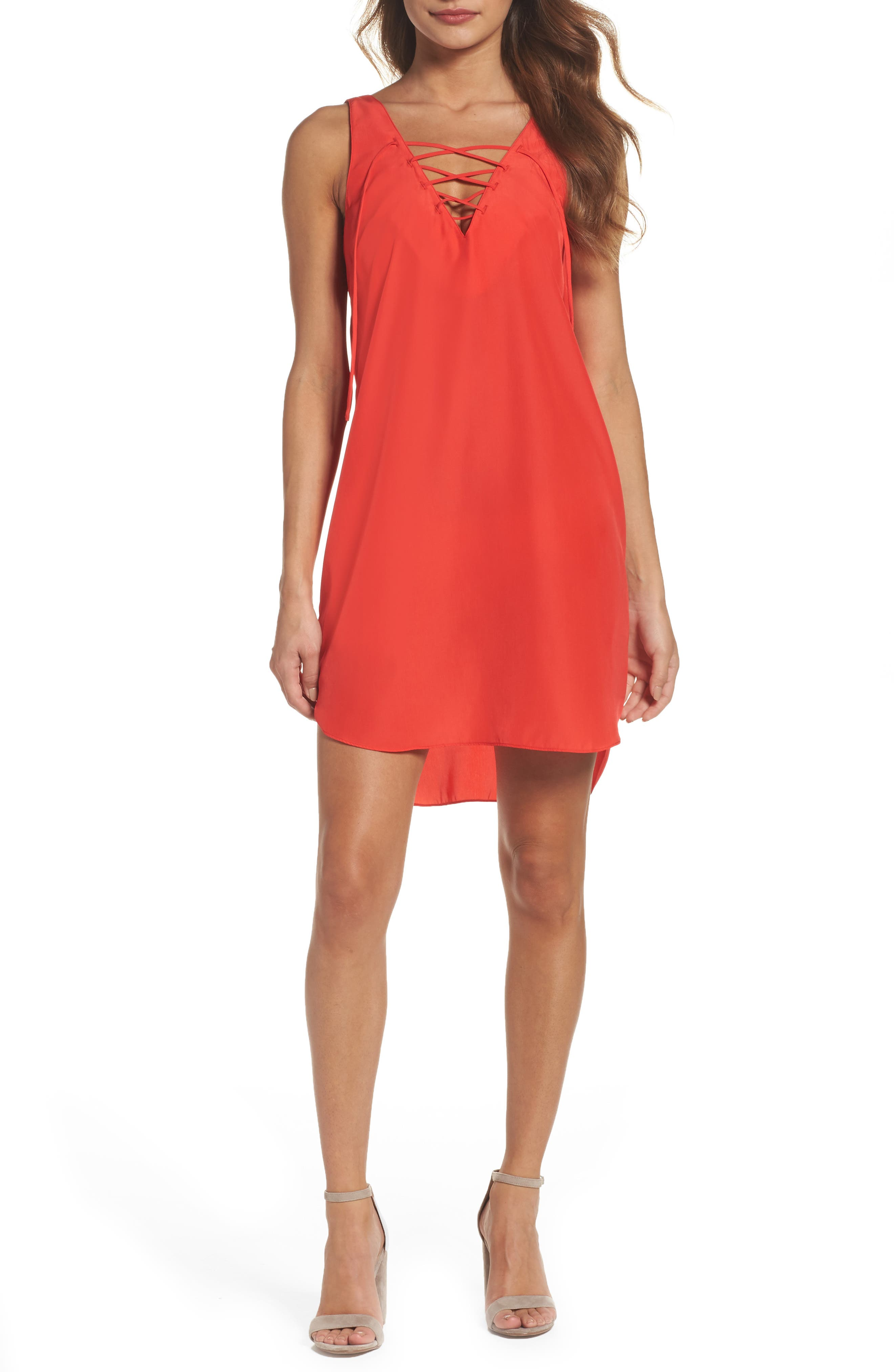 A by Amanda Rivington A-Line Dress