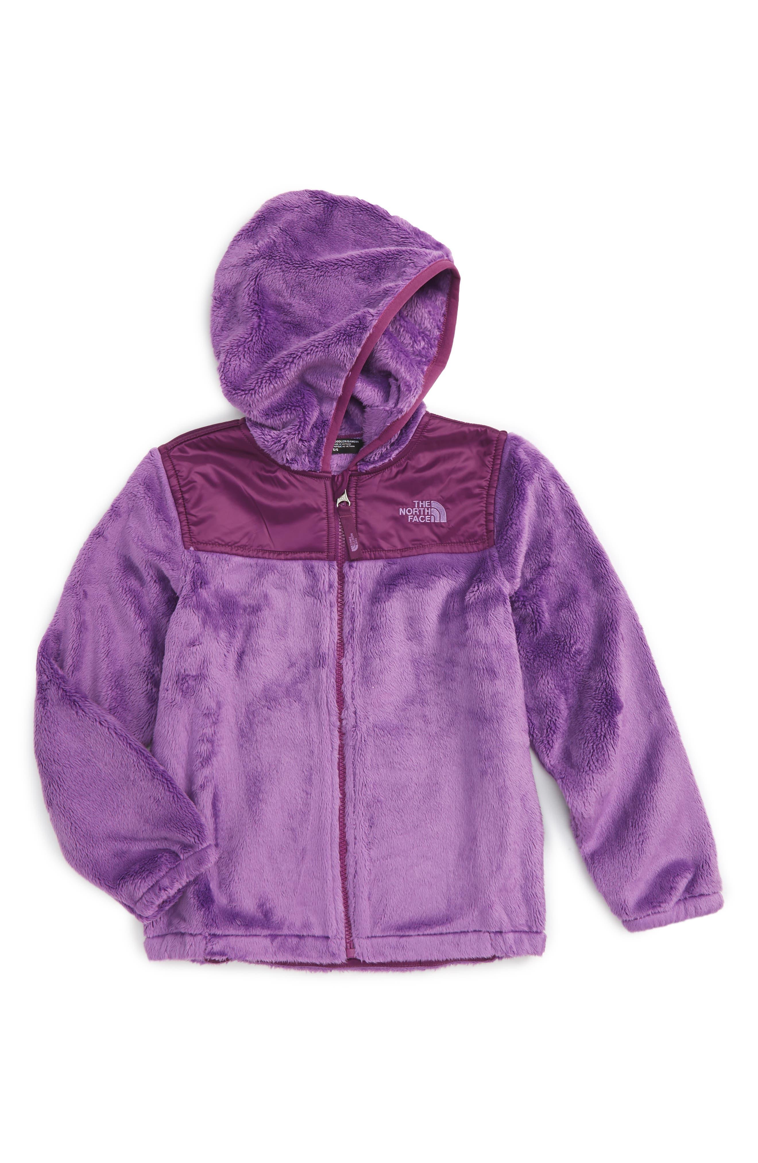 Girls' Purple Coats, Jackets & Outerwear: Rain, Fleece & Hood ...
