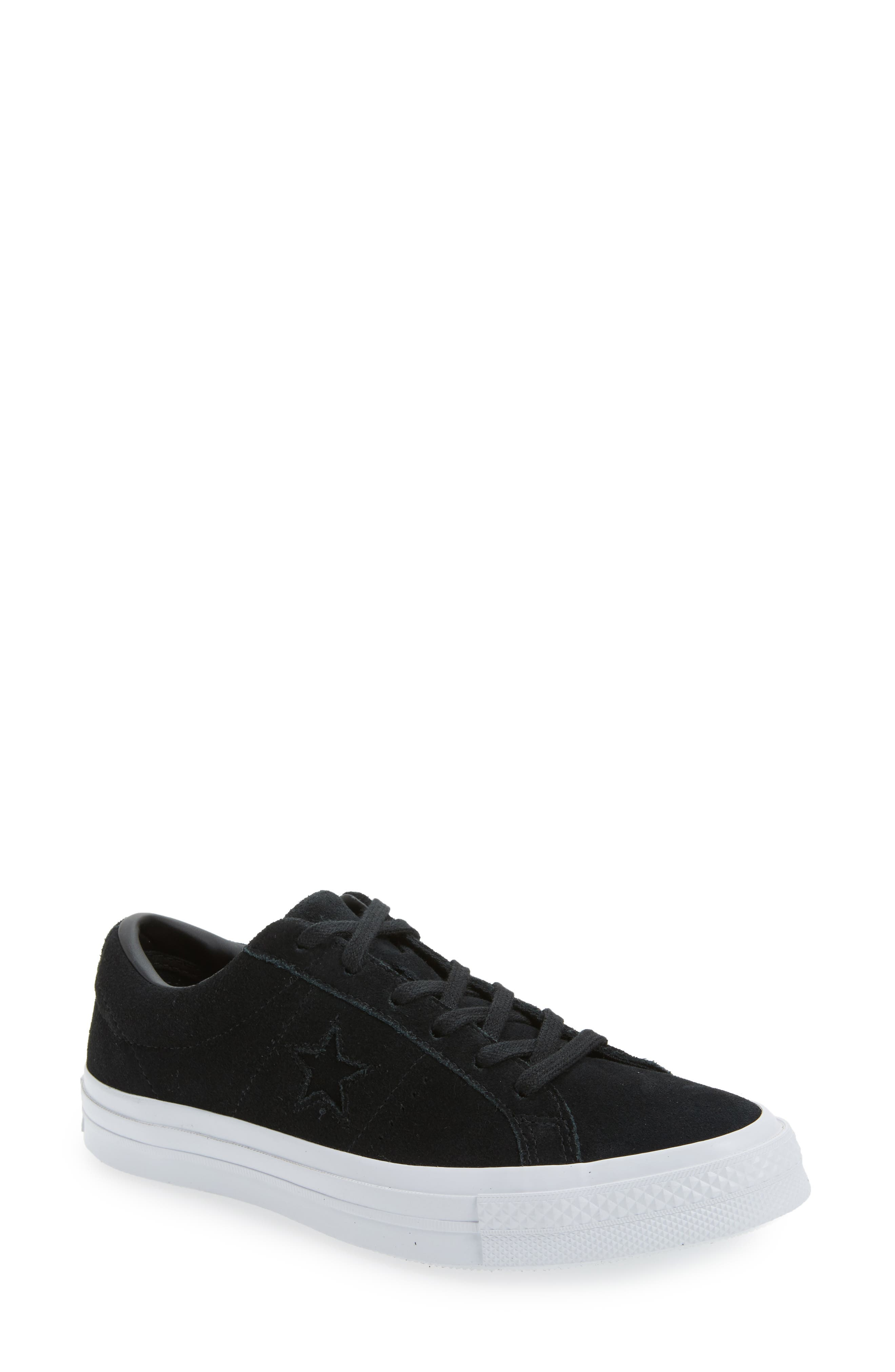 Converse Chuck Taylor® All Star® One Star Low-Top Sneaker (Women)