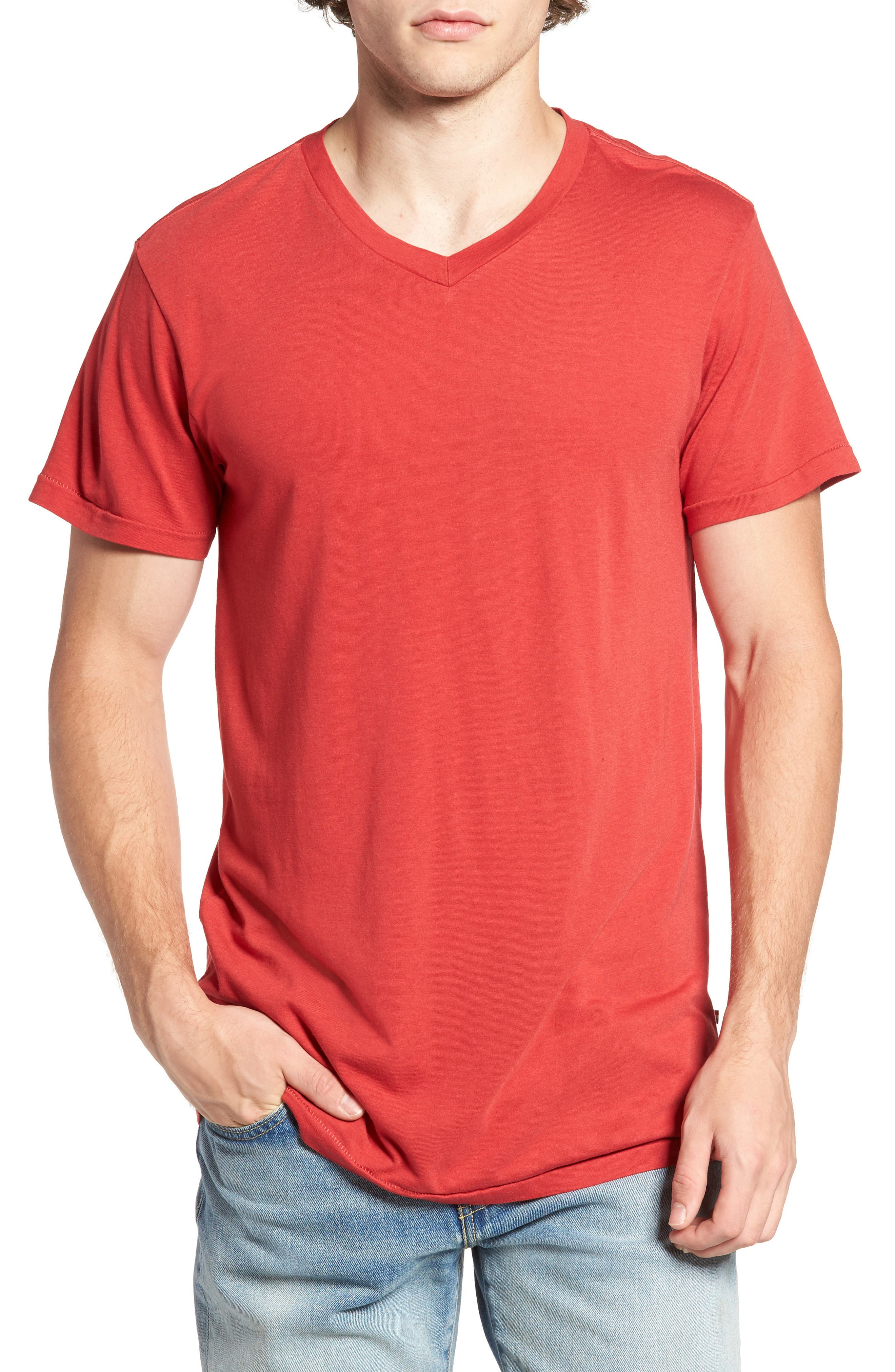 Sol Angeles Essential V-Neck T-Shirt