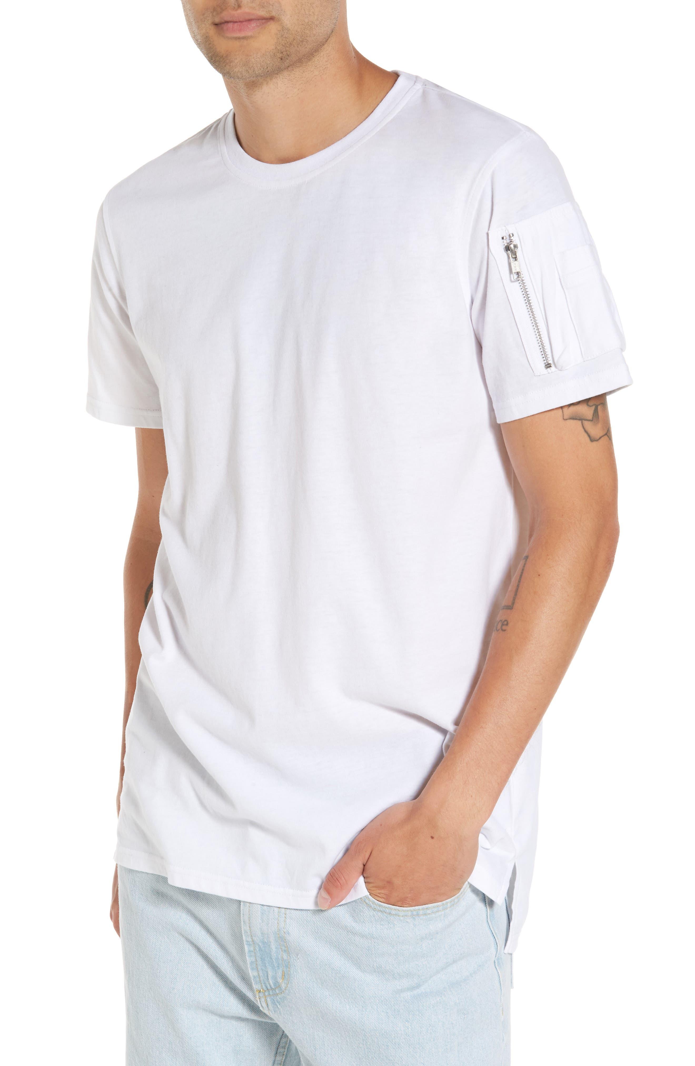 The Rail Zip Pocket T-Shirt