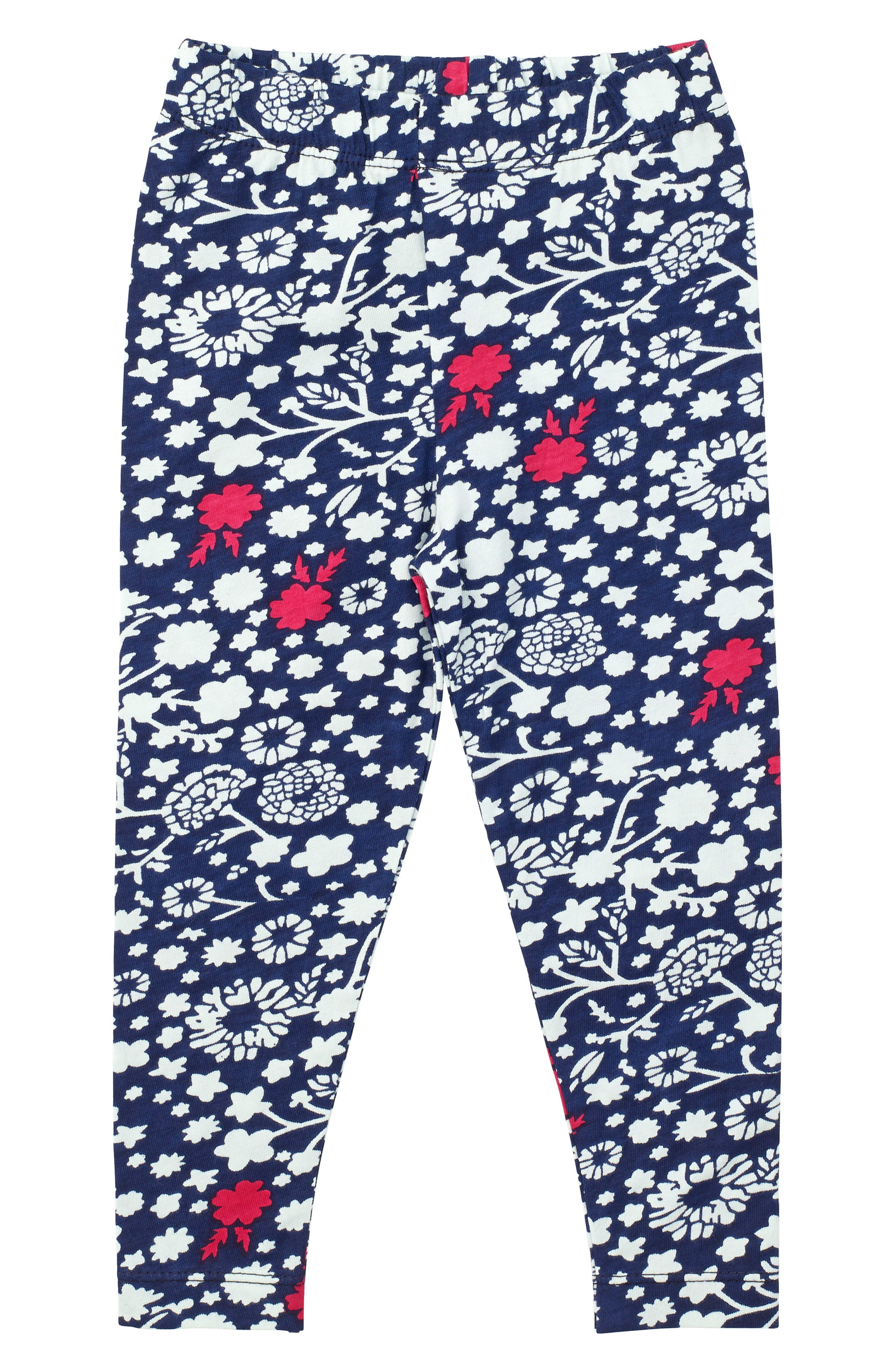 Masalababy Bloom Stretch Organic Cotton Leggings (Baby Girls)