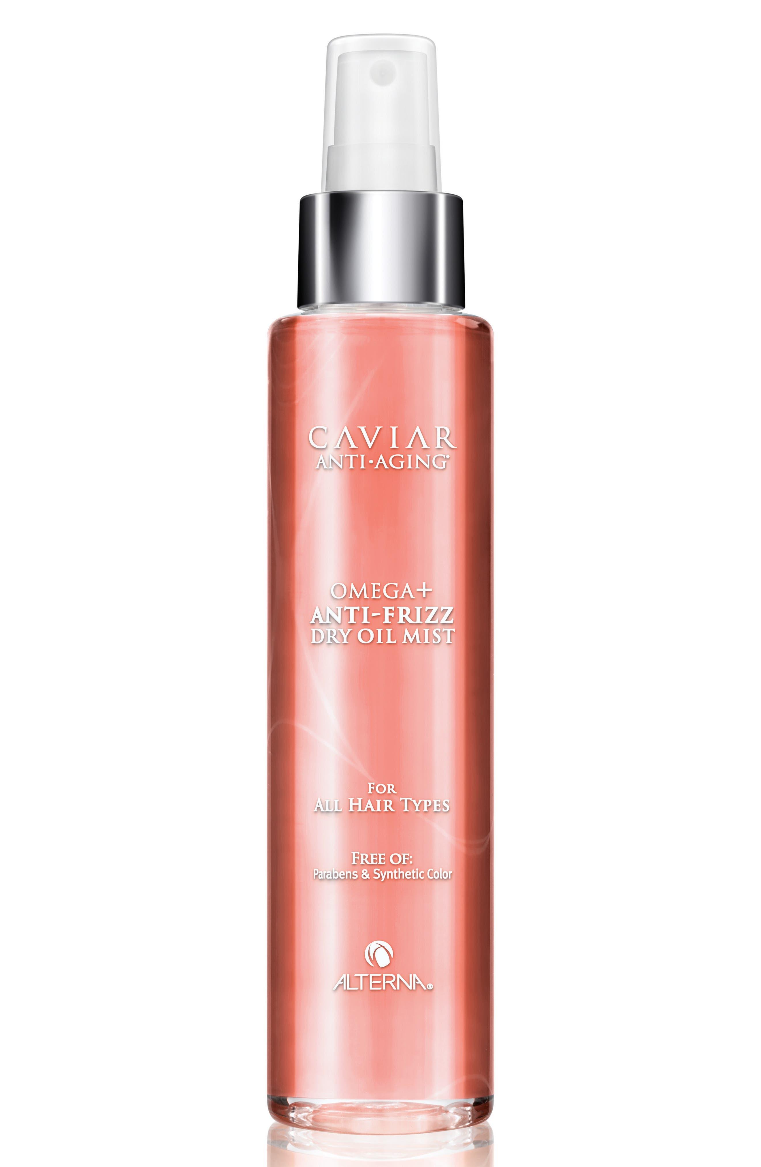 ALTERNA® Caviar Anti-Aging Omega Anti-Frizz Dry Oil Mist