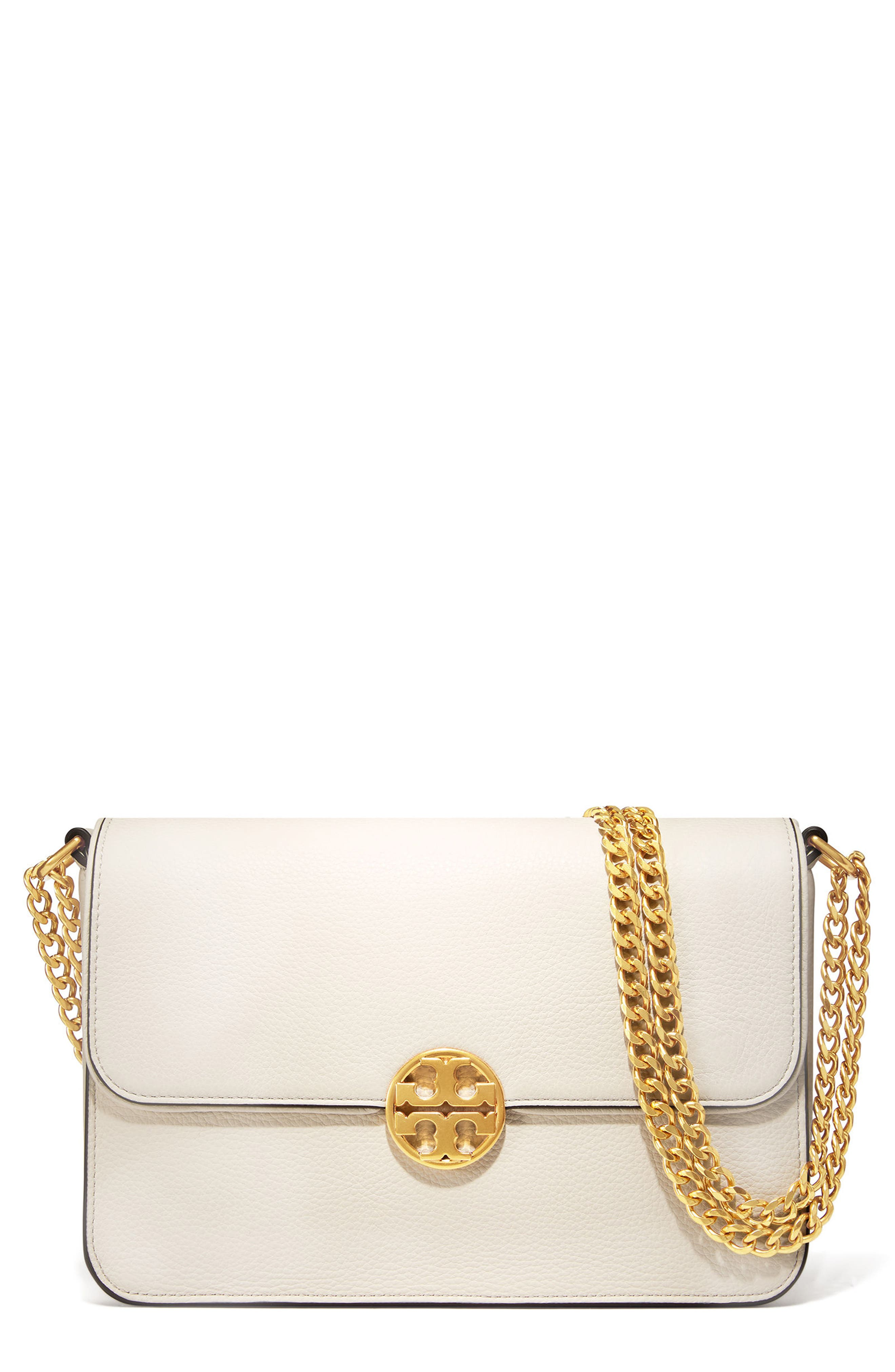 Tory Burch Chelsea Leather Shoulder Bag