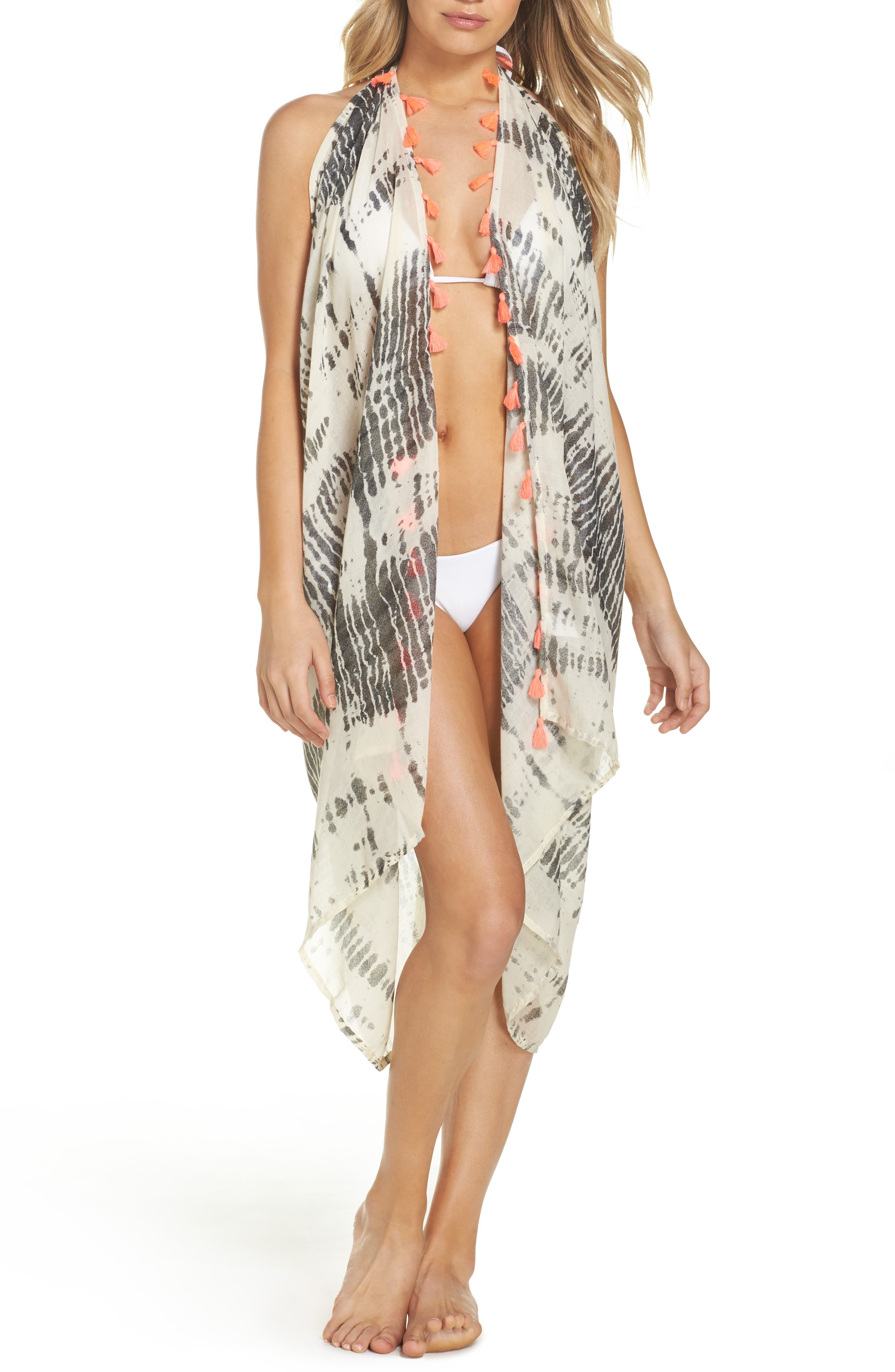 Surf Gypsy Cover-Up Vest