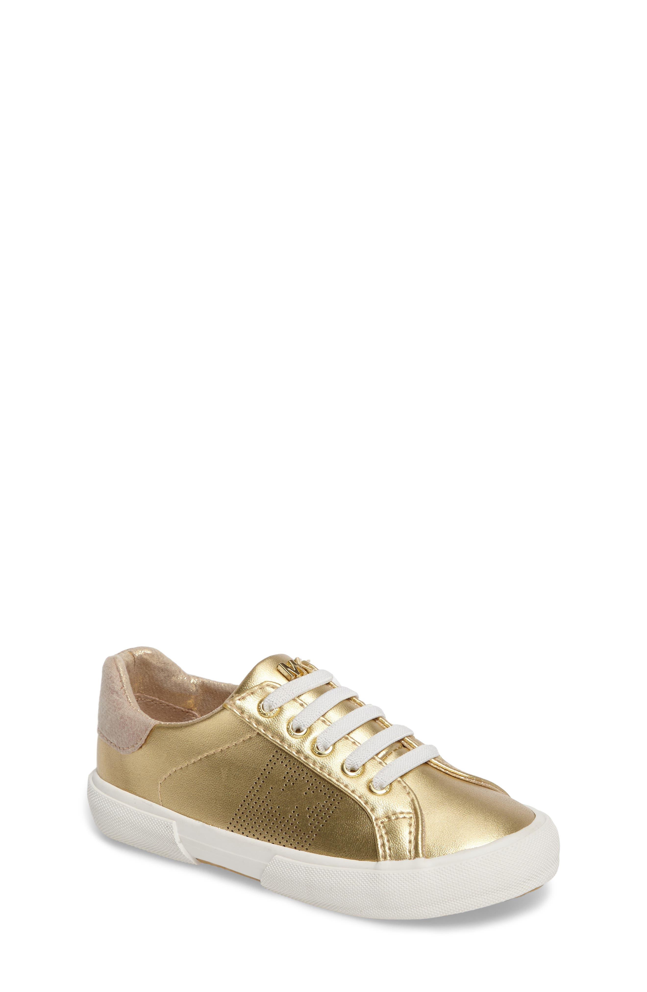 MICHAEL Michael Kors Ima Court Sneaker (Walker, Toddler, Little Kid & Big Kid)